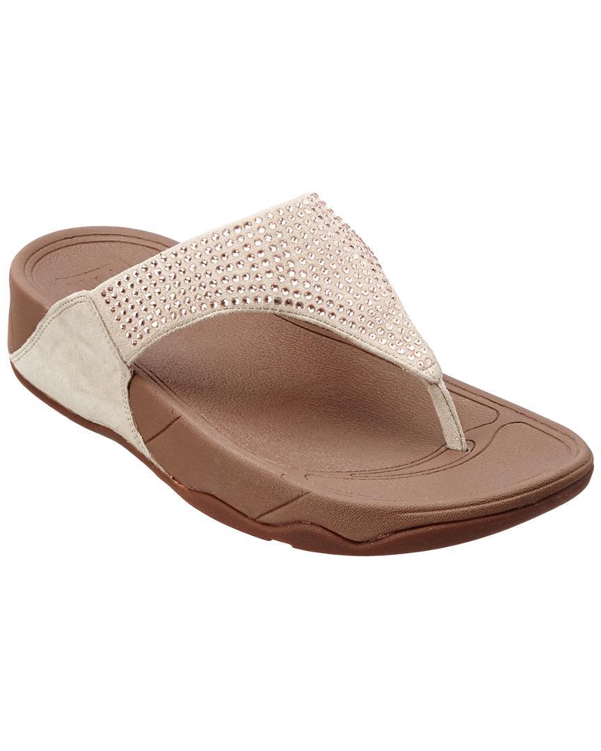 f18da1b2a Fitflop. Women s Rokkit Suede Slide Sandal
