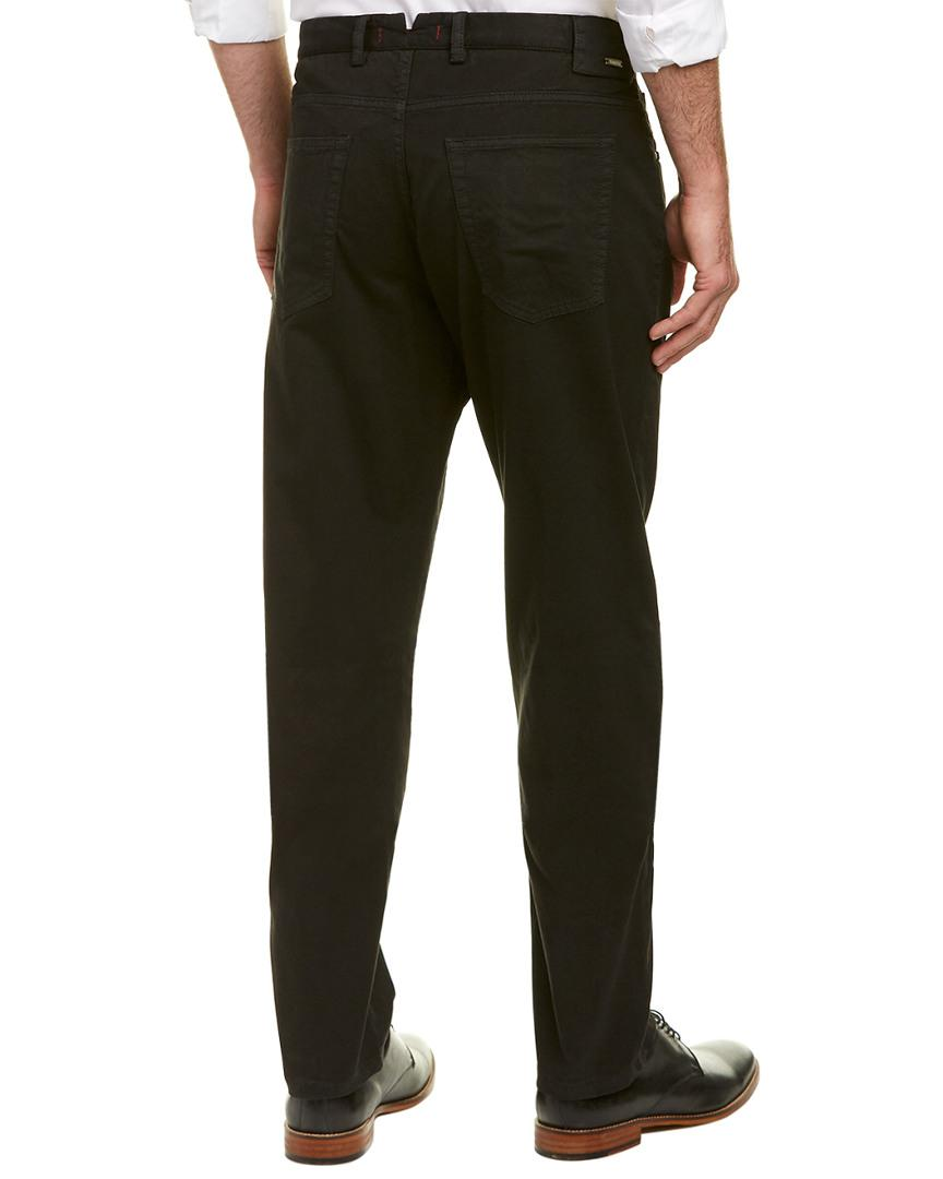 Zanella Cotton Five-pocket Trouser for Men