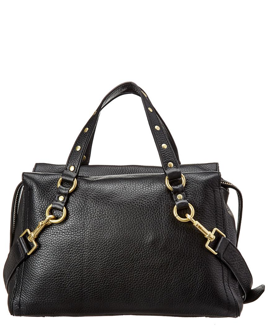 Lyst - Cole Haan Cassidy Satchel in Black - Save 55% d39662a4cf554