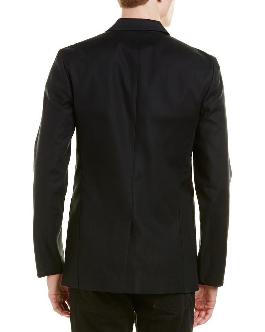 Rag & Bone Cotton Blazer in Black for Men