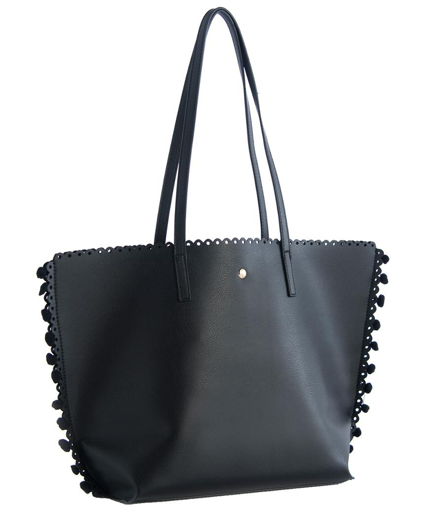 Shiraleah Lola Tote in Black