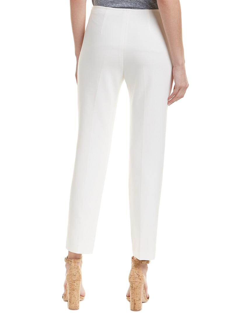 70810cf96f Lyst - Trina Turk Varvara 2 Pant in White
