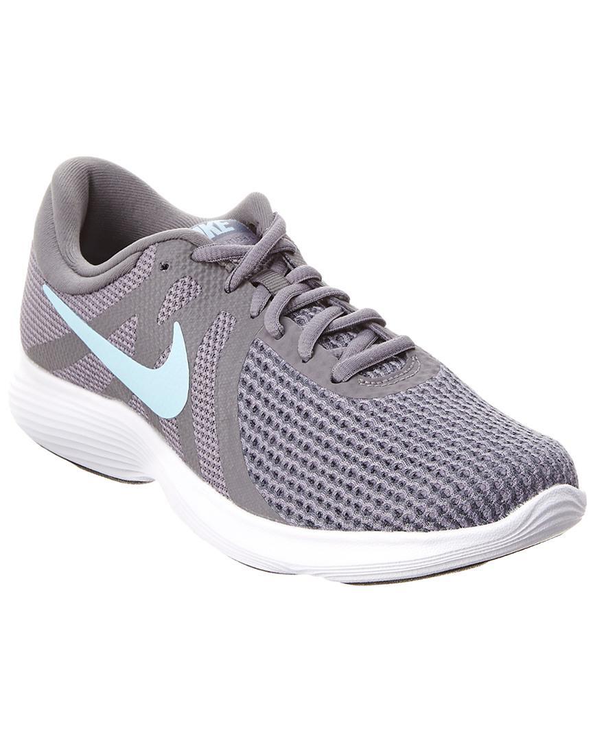 faecc076336 Lyst - Nike Revolution 4 Running Shoe in Gray
