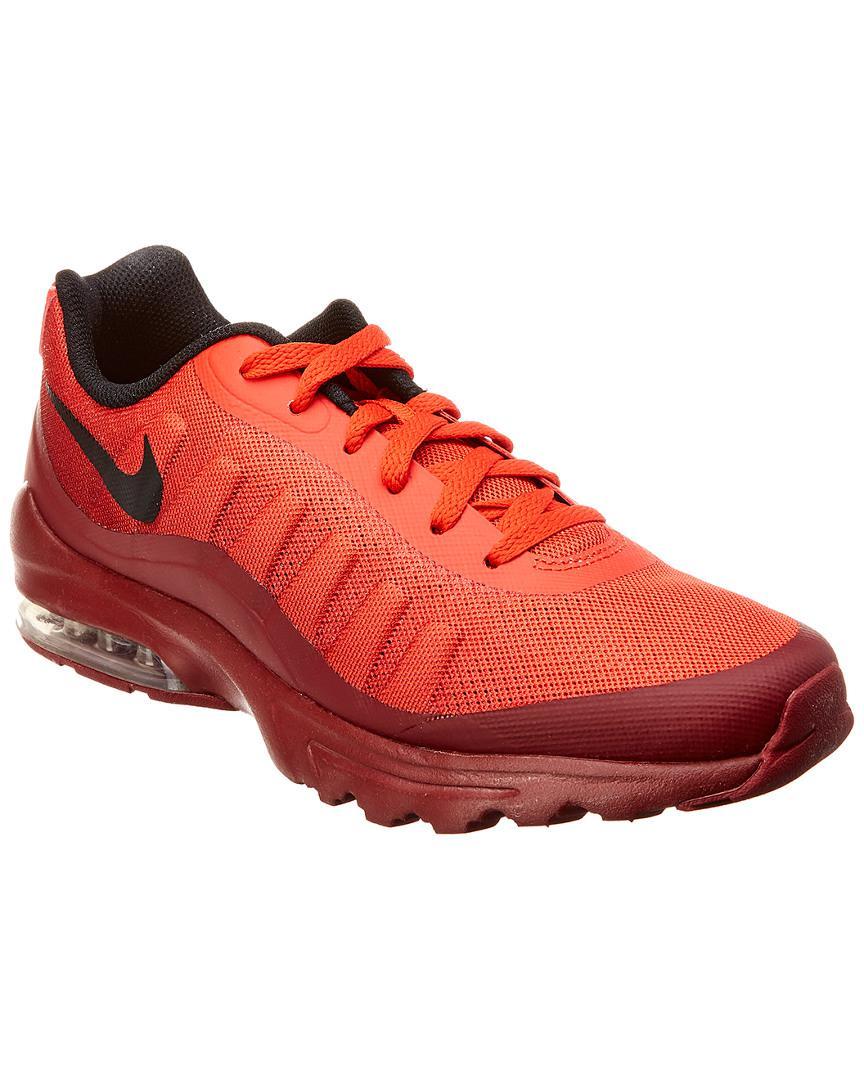 b1be75ded32fd Nike Invigor Mesh Sneaker in Red for Men - Save 2% - Lyst