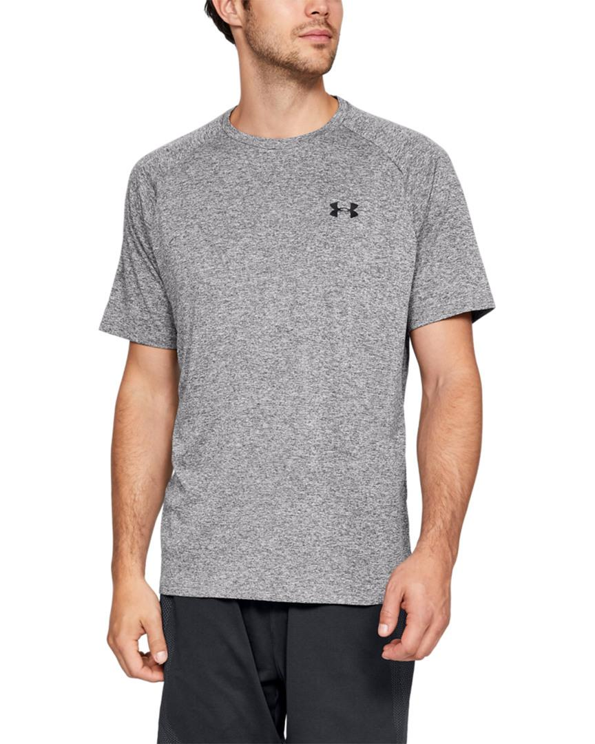 ba725104 Under Armour ? Ua Tech 2.0 Ss Tee in Gray for Men - Lyst