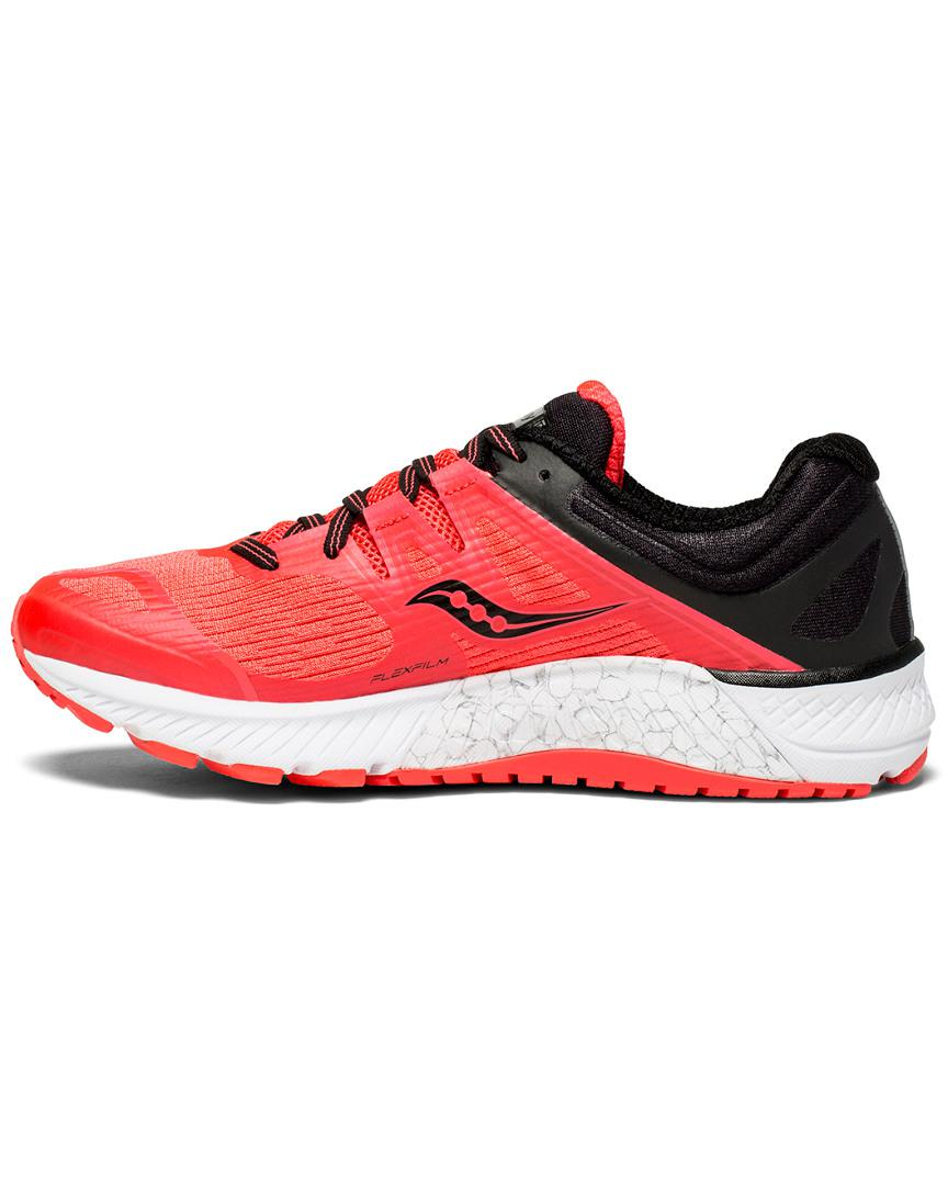 1e27efafba34 Lyst - Saucony Guide Iso Running Shoe in Red - Save 30%