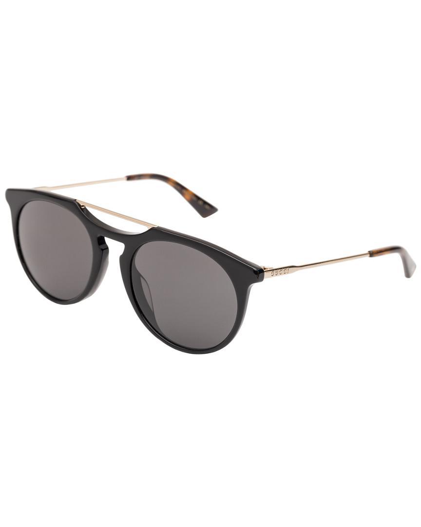 5b10497fc4 Lyst - Gucci 53mm Sunglasses for Men