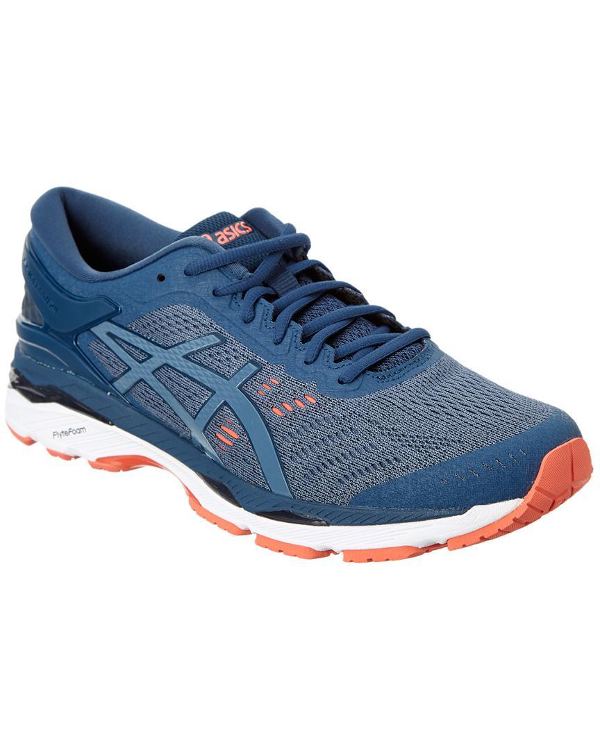 6d2561470911 Lyst - Asics Gel-kayano 24 Running Shoe in Blue for Men - Save 24%