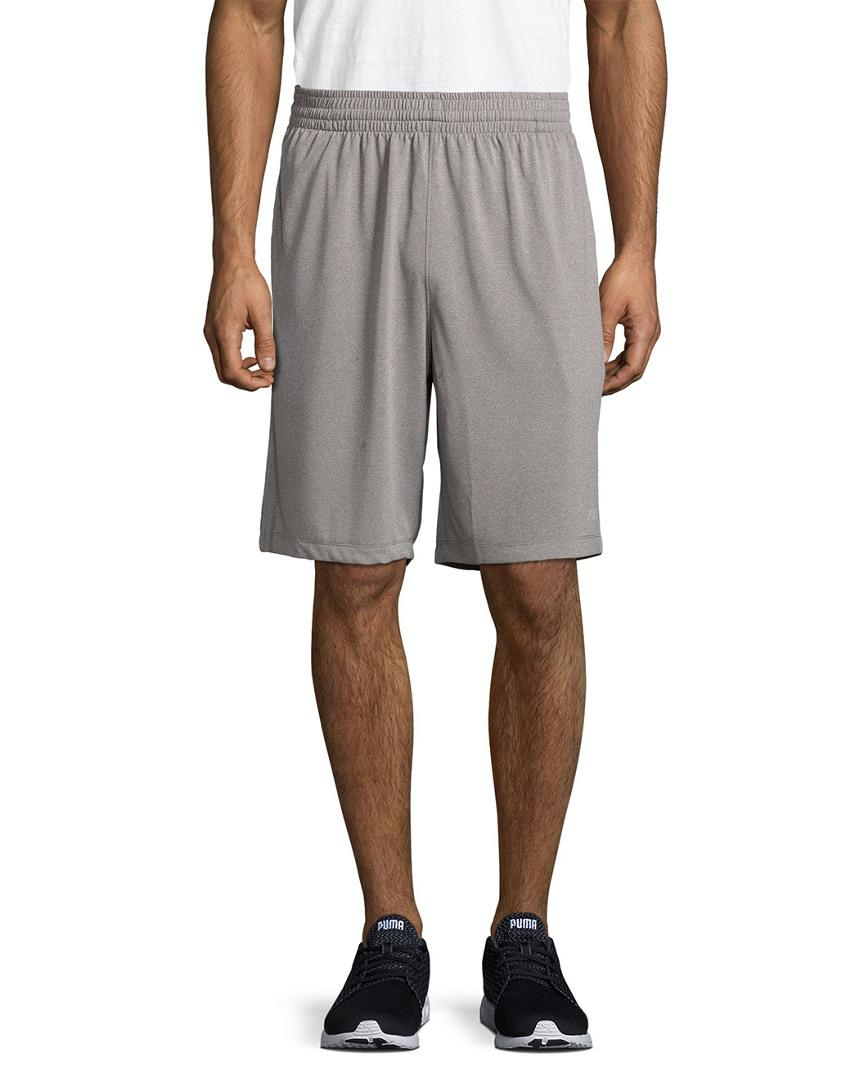 be3ef53b0b36 Fila Solid Neptune Short in Gray for Men - Save 13.333333333333329 ...