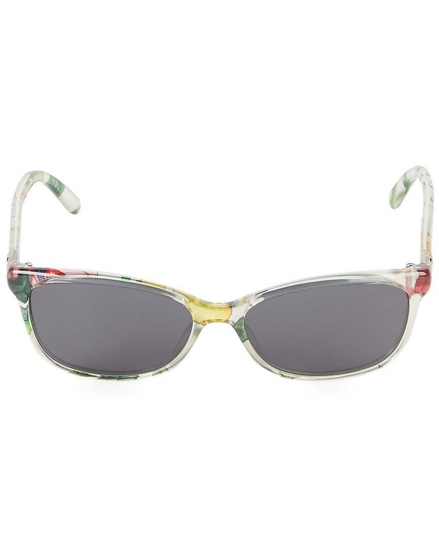 4e8f969018 Gucci 55mm Rectangle Sunglasses - Lyst