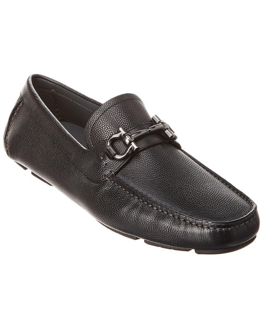 6418b8cd025 Lyst - Ferragamo Classic Horsebit Loafers in Black for Men - Save 50%