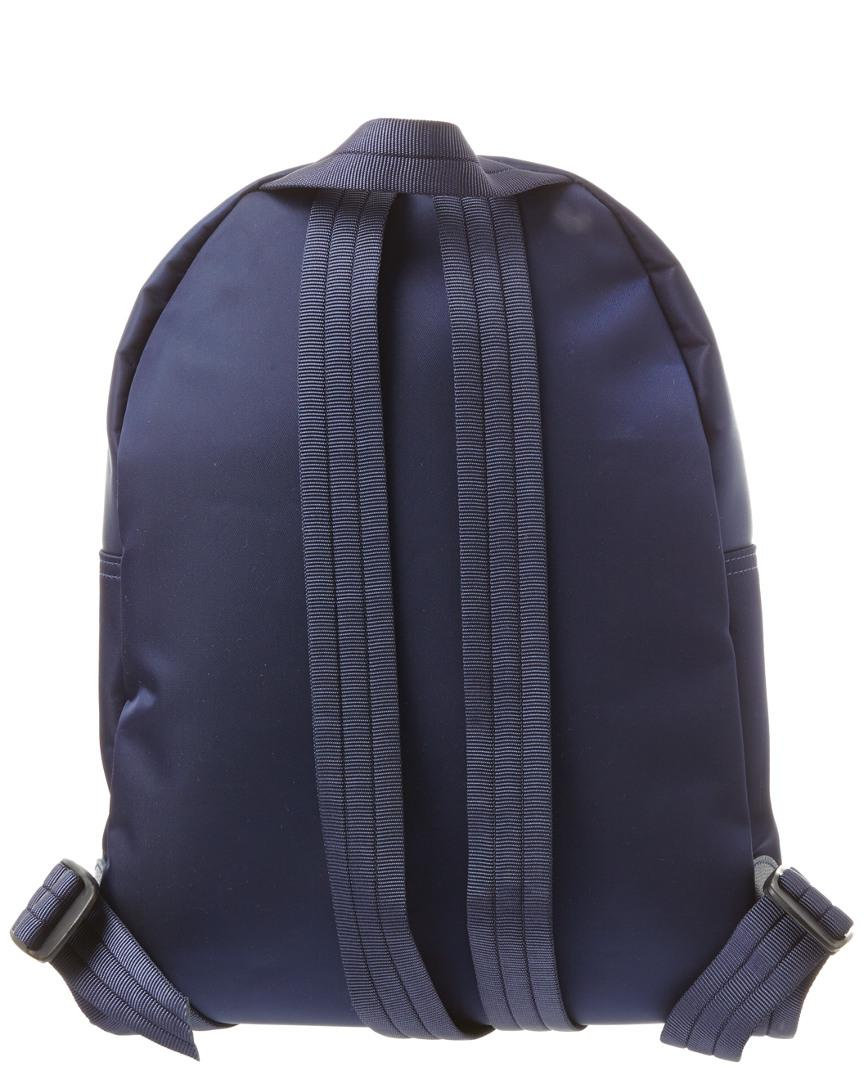 Longchamp Synthetic Le Pliage Neo Small Backpack in Blue