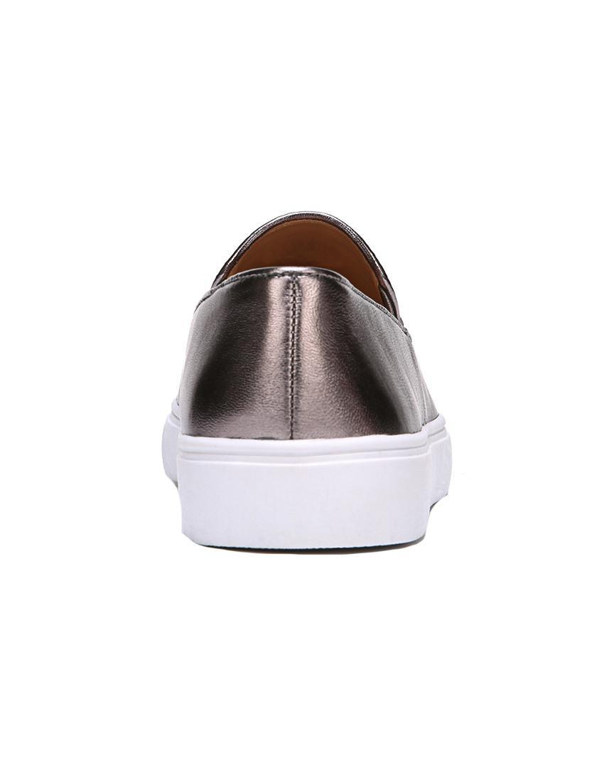 Franco Sarto Leather Mony Sneakers