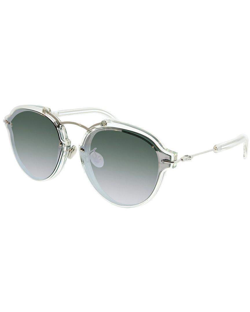 d1f9013c87066 Lyst - Dior Geometric 60mm Sunglasses