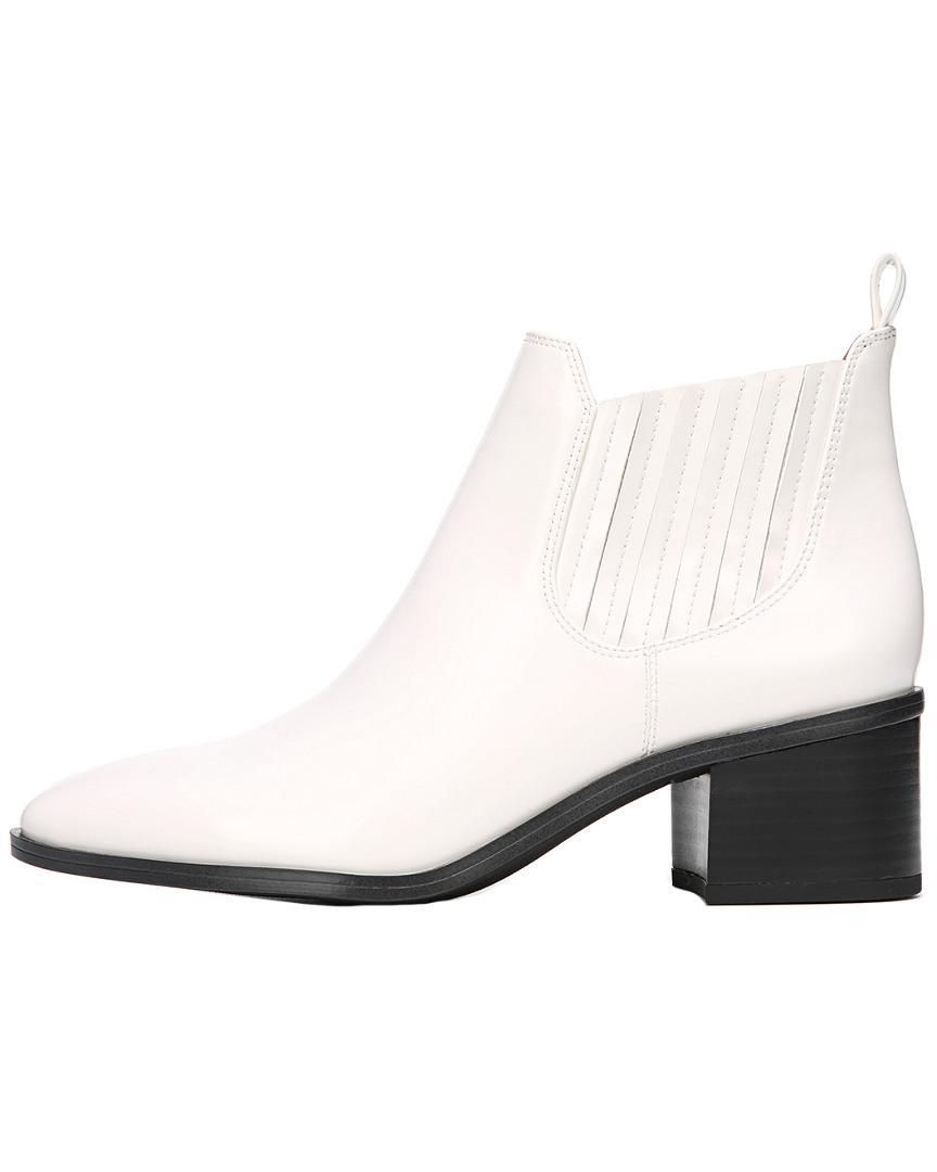 Franco Sarto Alesso Bootie in White - Lyst