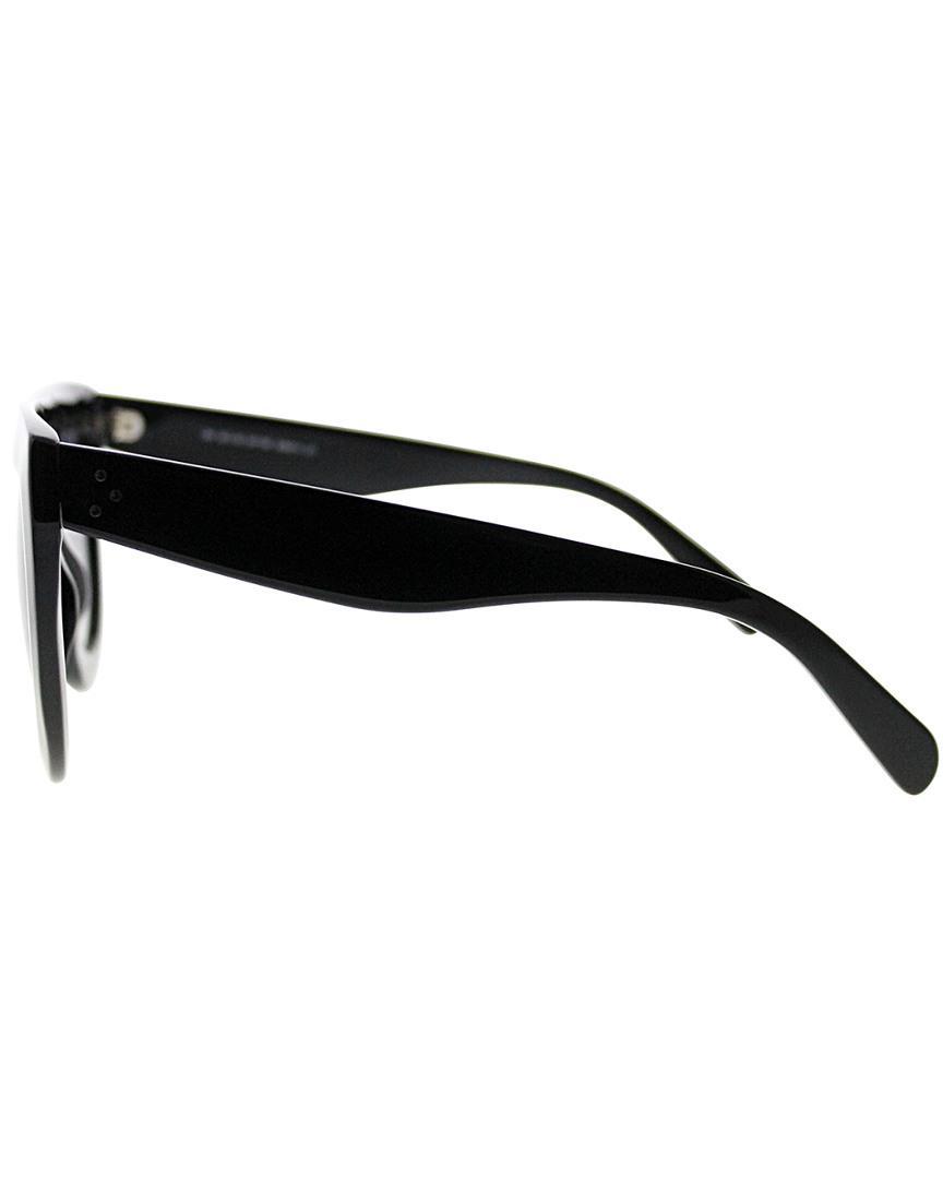 Celine Womens Women's Cl41398/s 52mm Sunglasses in Black
