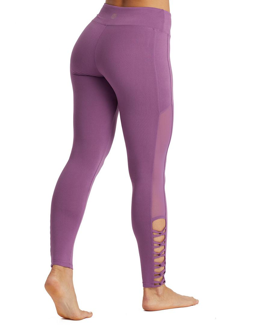 e2722370240000 Lyst - Balance Collection The Madeline Legging in Purple