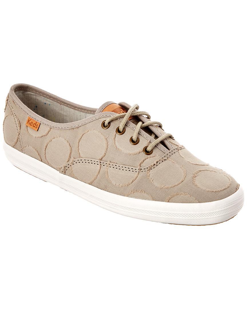 8d380ddadff2b Keds champion circle sneaker in natural for men lyst jpg 864x1080 Keds  circle