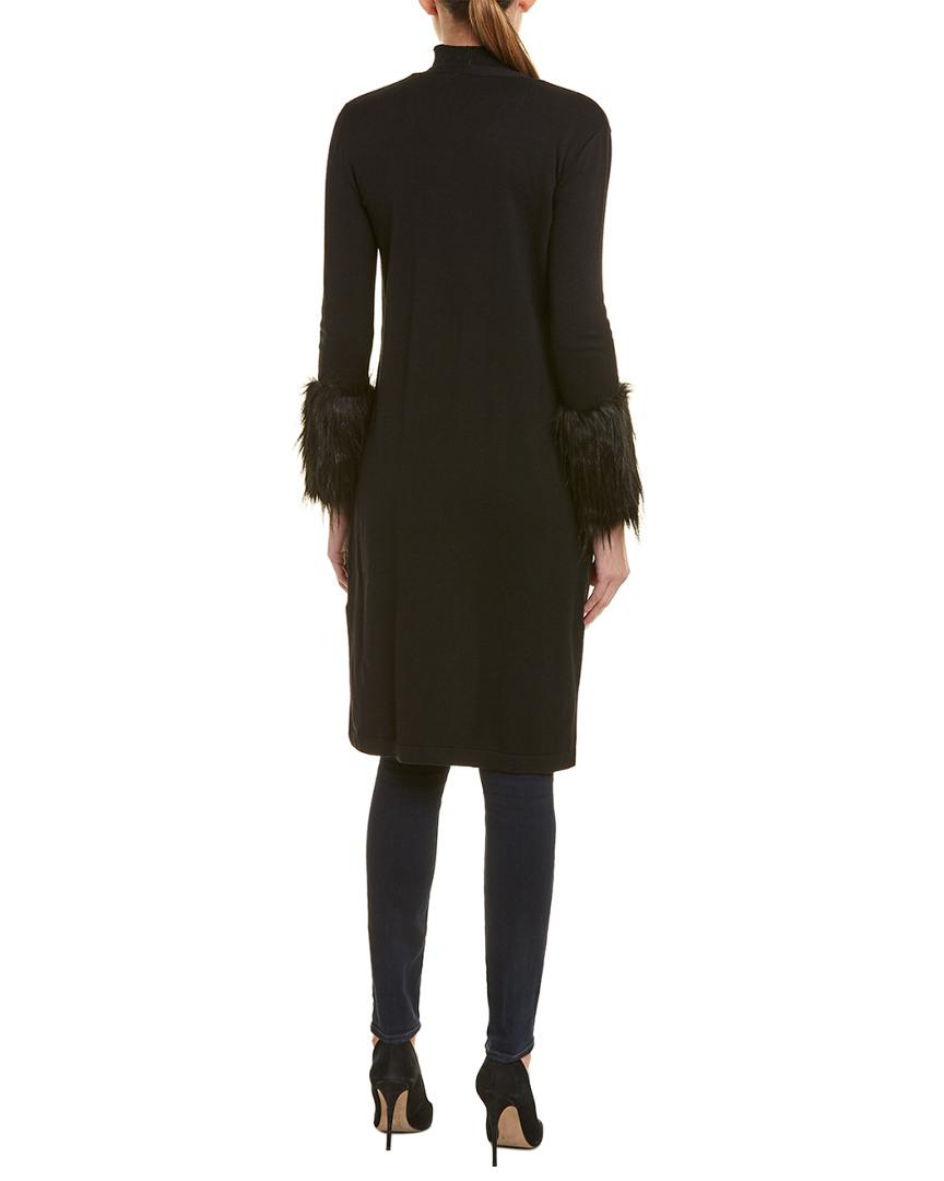cd8b8c1554e19 Lyst - Vince Camuto Sweater in Black