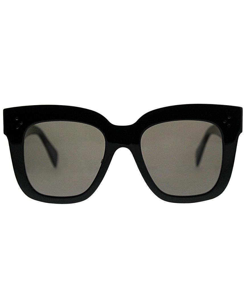 Celine Céline Women's Cl41444/s 51mm Sunglasses in Black
