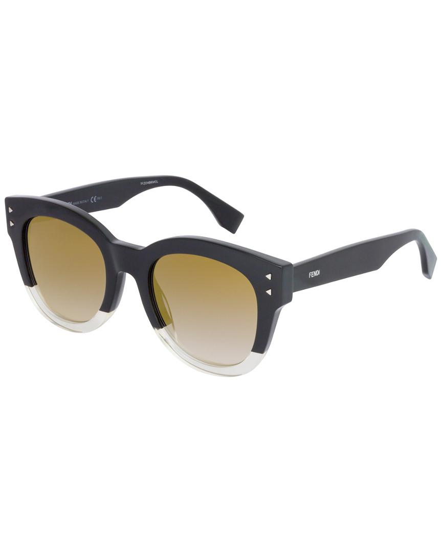 6cdbe5315ef Fendi. Women s 0239 s 50mm Sunglasses