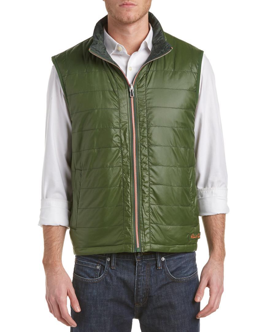 Robert Graham Mens GUIFFERY Puffer Vest