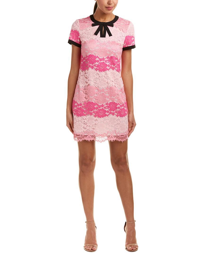 48485071221 Lyst - Cece By Cynthia Steffe Shift Dress in Pink