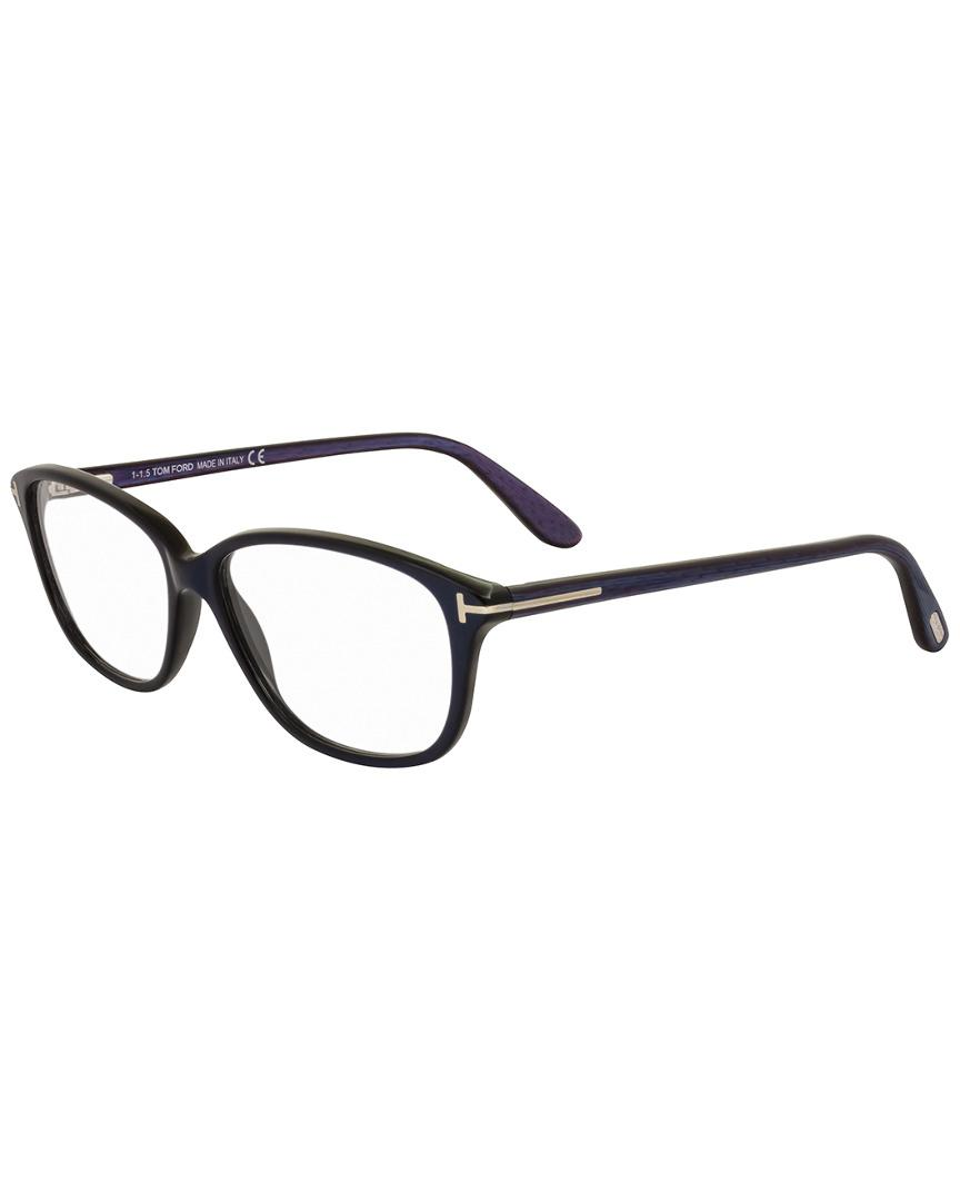 26f872fd7714 Lyst - Tom Ford Women s Ft5316 54mm Optical Frames in Brown