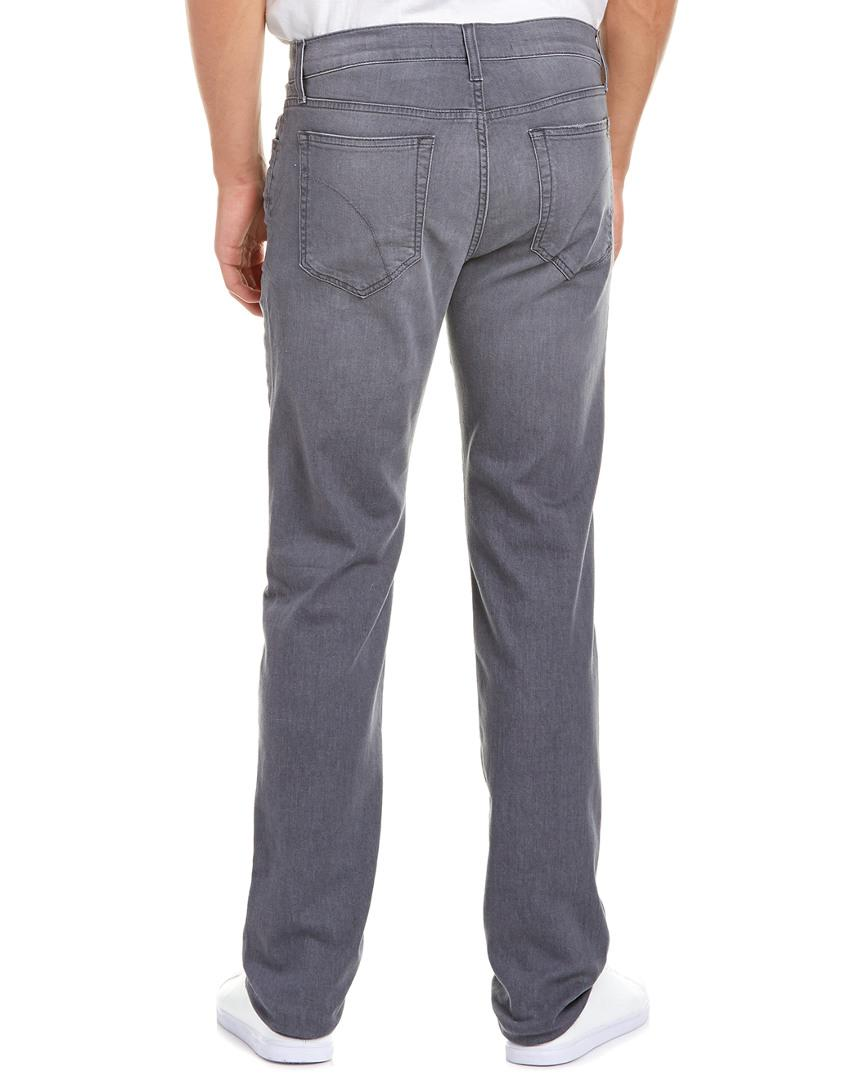Joe's Jeans Synthetic Brixton Julian Straight Leg in Grey (Grey) for Men