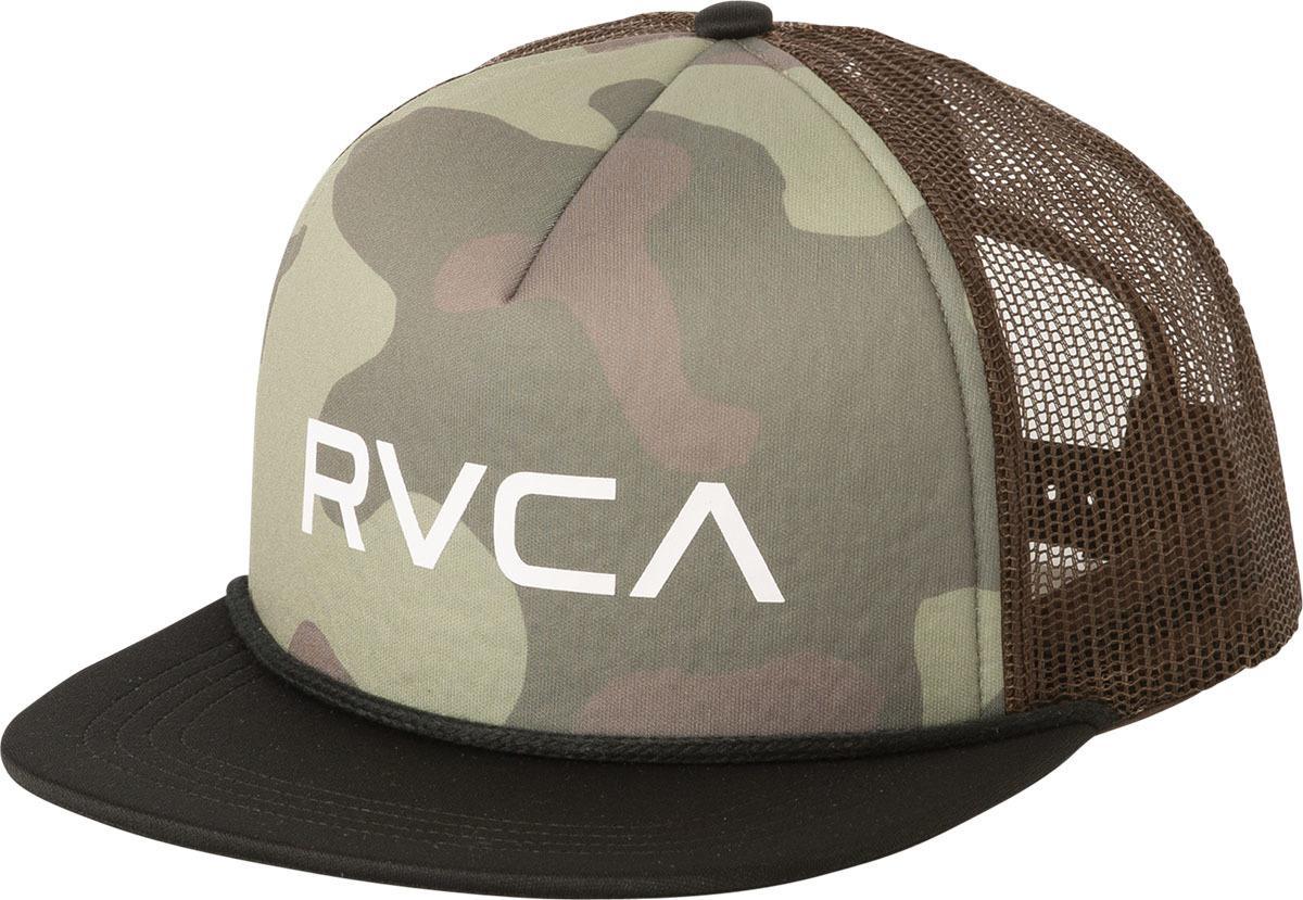 d4ff8574582 Lyst - RVCA Foamy Trucker Hat for Men