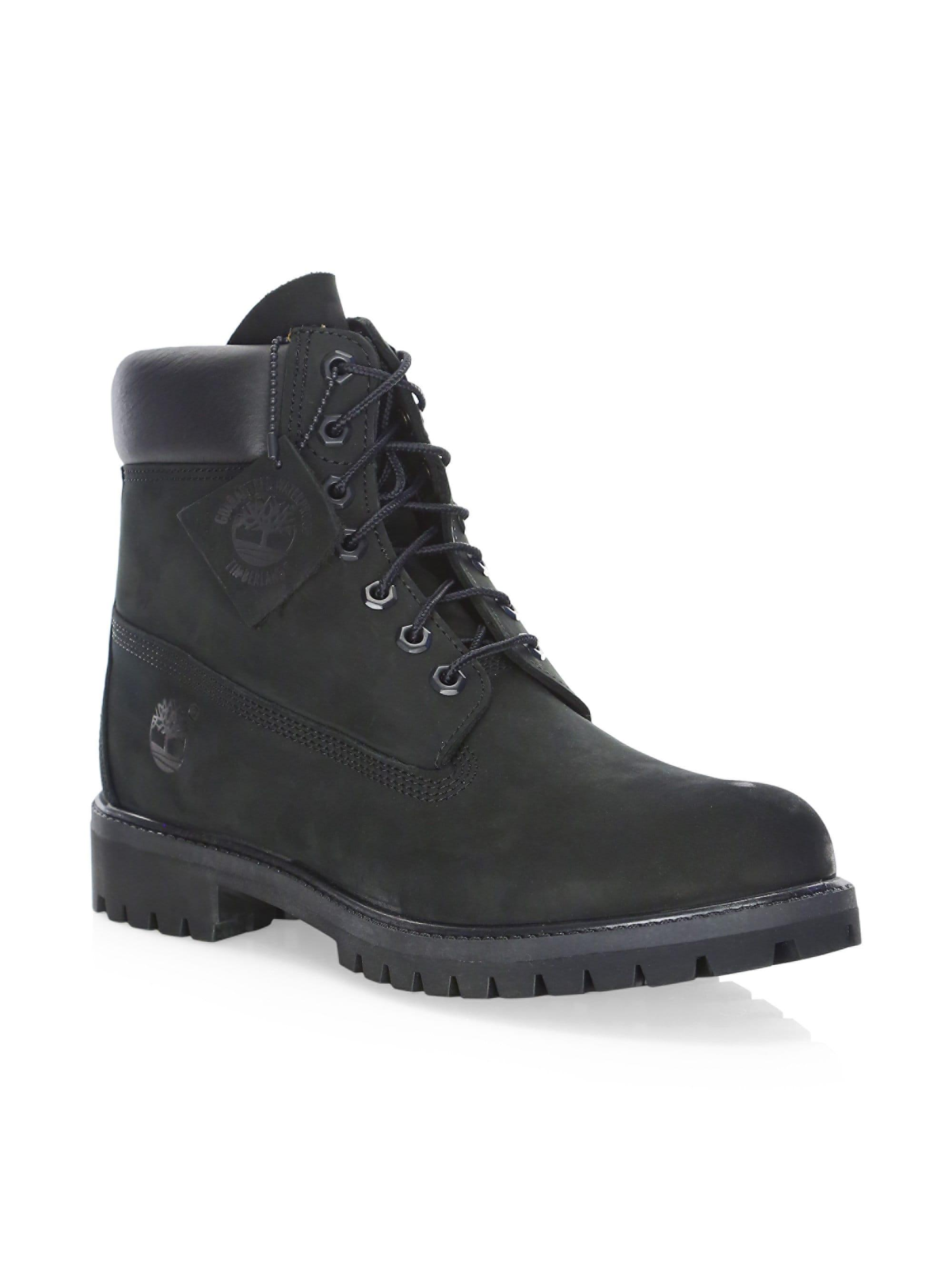 high quality the best attitude top brands Black 6 In Premium Wp Boot A1o7q Unisex Adult Ankle Boots