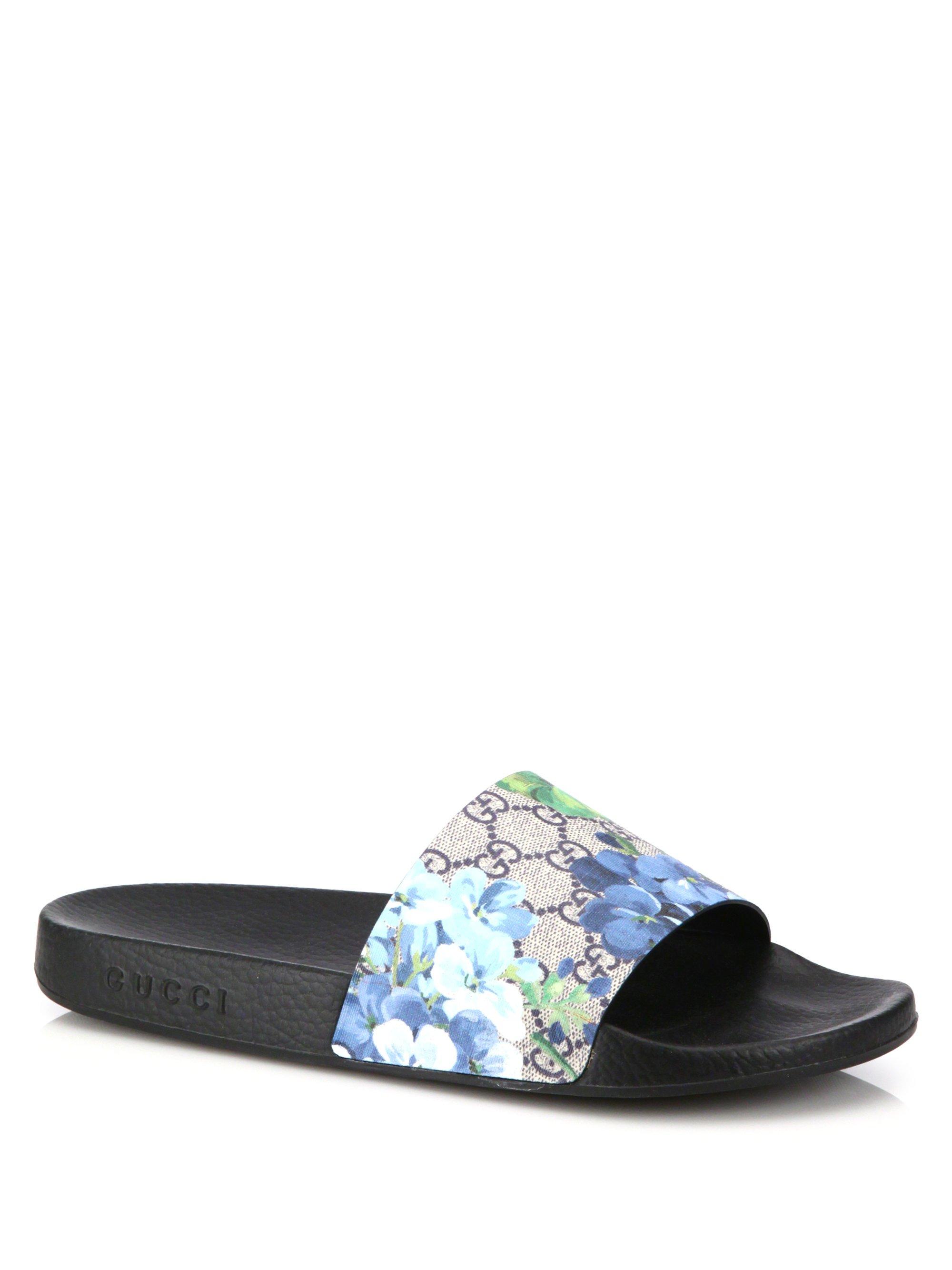 d547f8668f0 Authentic Gucci Bloom Slides