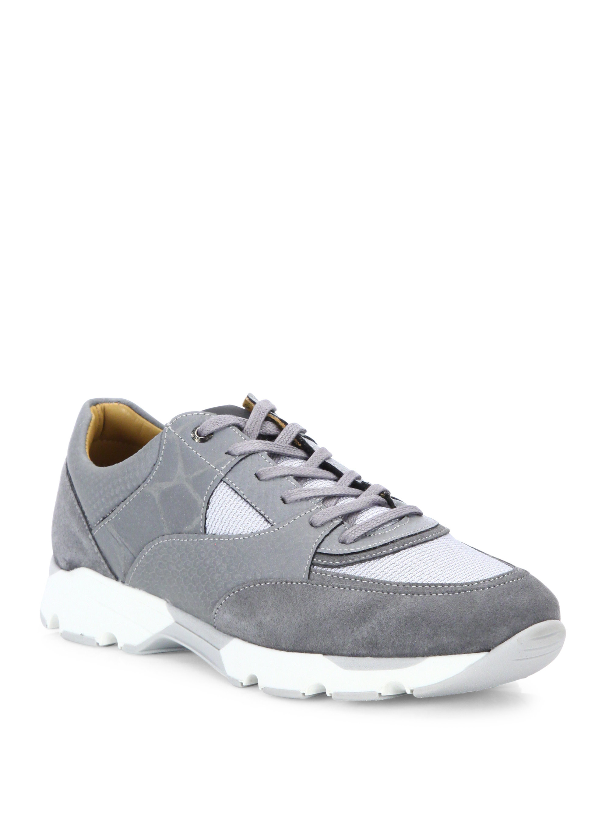 Android Homme Belter Runners In Gray For Men Lyst