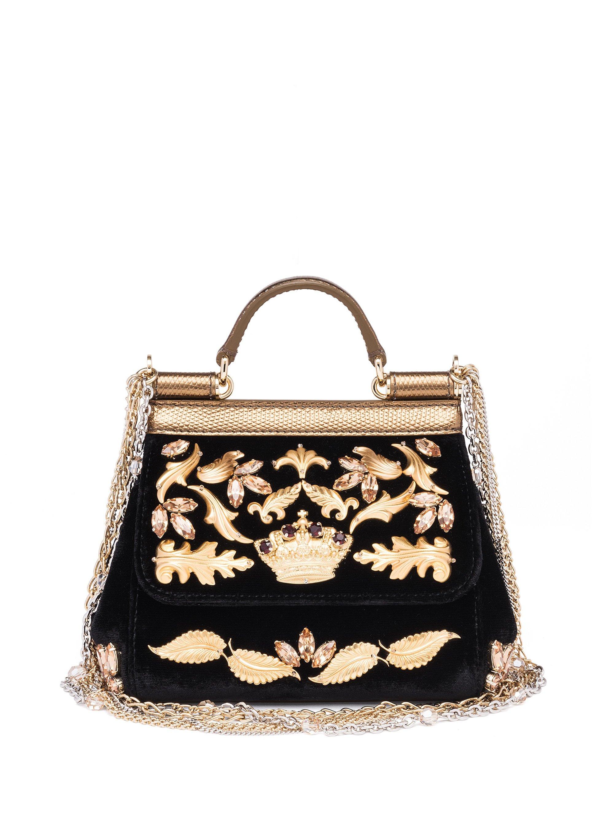 5c945afff622 Dolce And Gabbana Black Gold Purse - Best Purse Image Ccdbb.Org