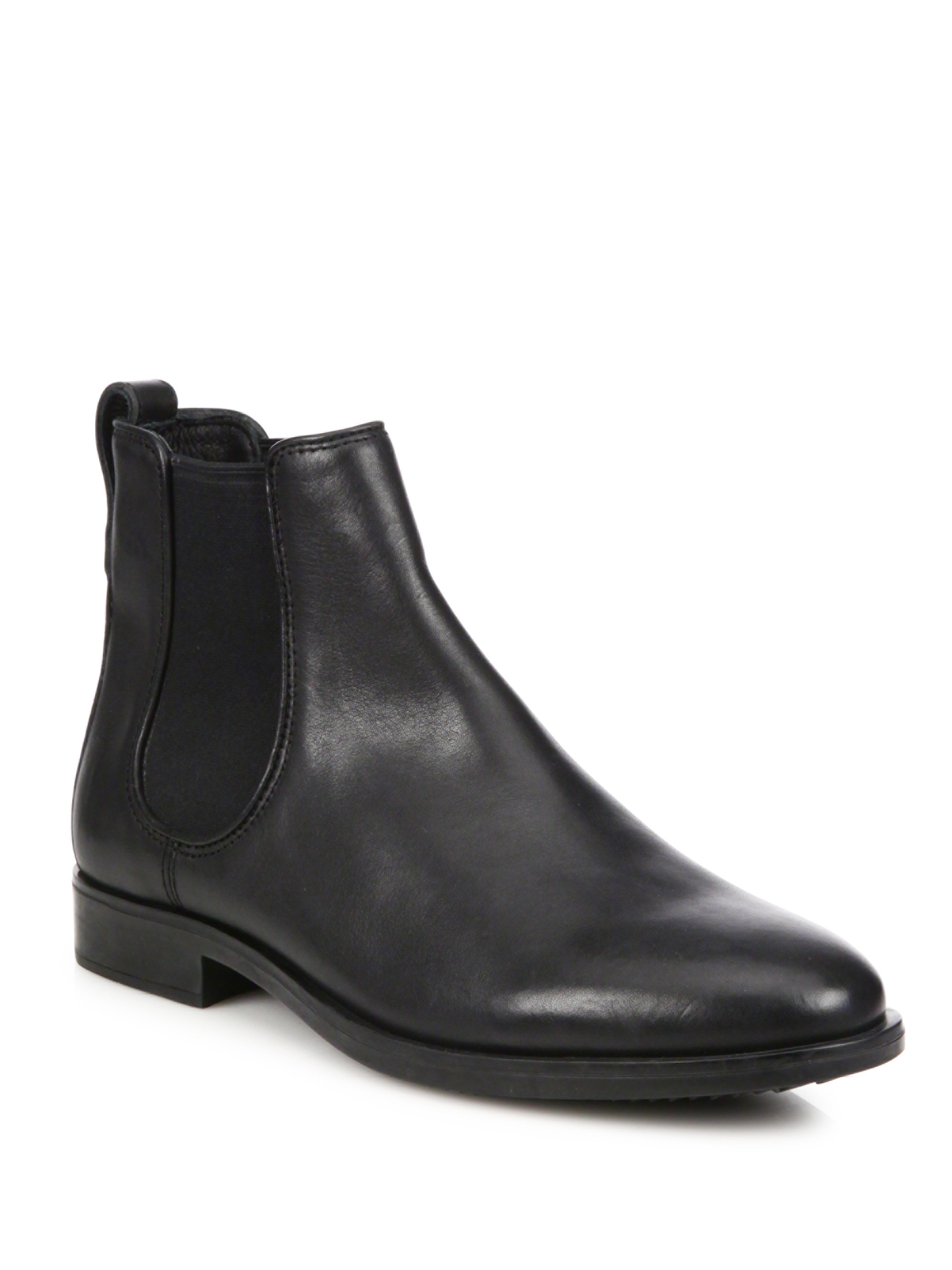 Lyst Coach Claremont Chelsea Boots In Black For Men