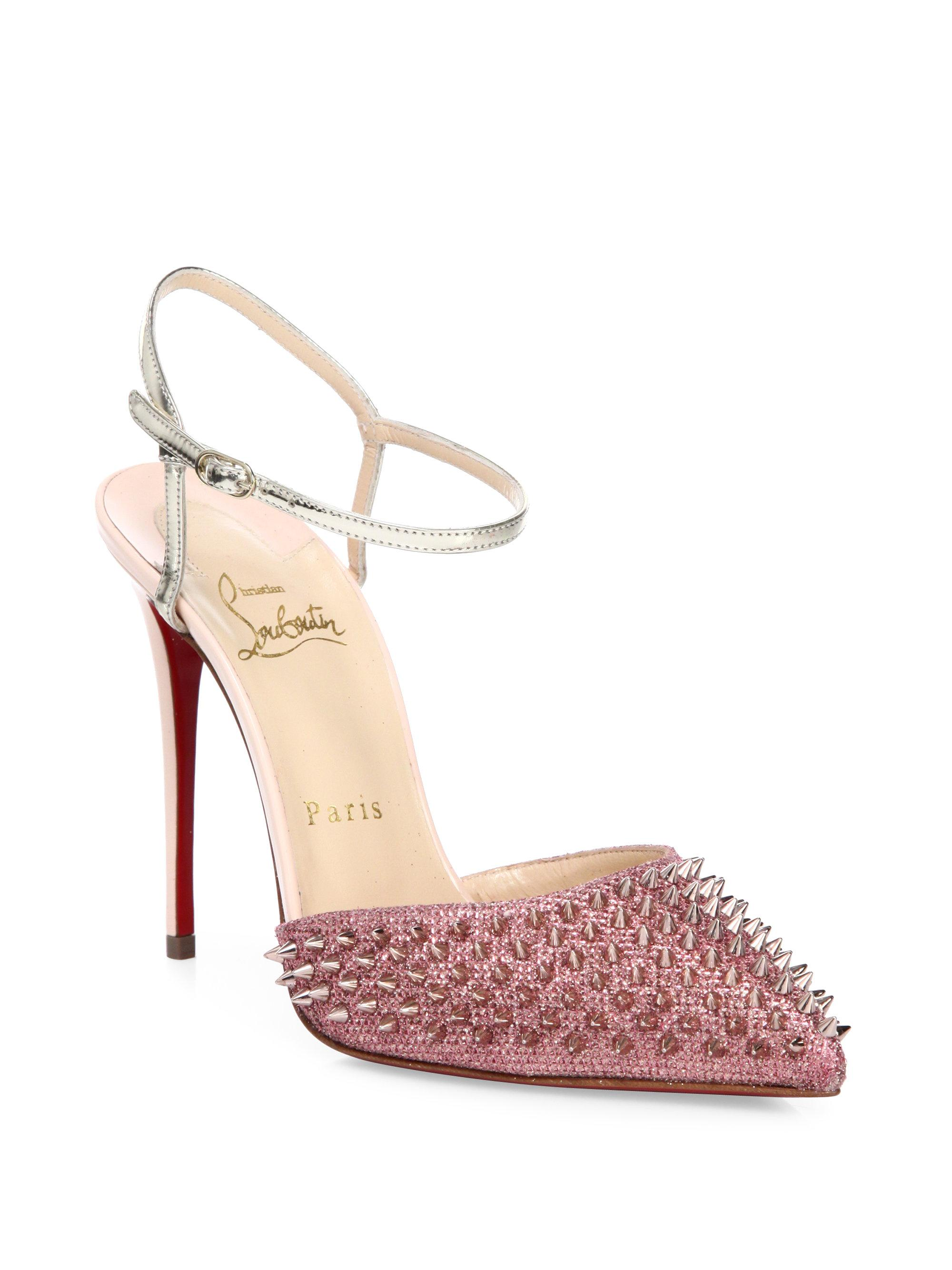 8797c7b58280 Gallery. Previously sold at  Saks Fifth Avenue · Women s Christian  Louboutin Spike