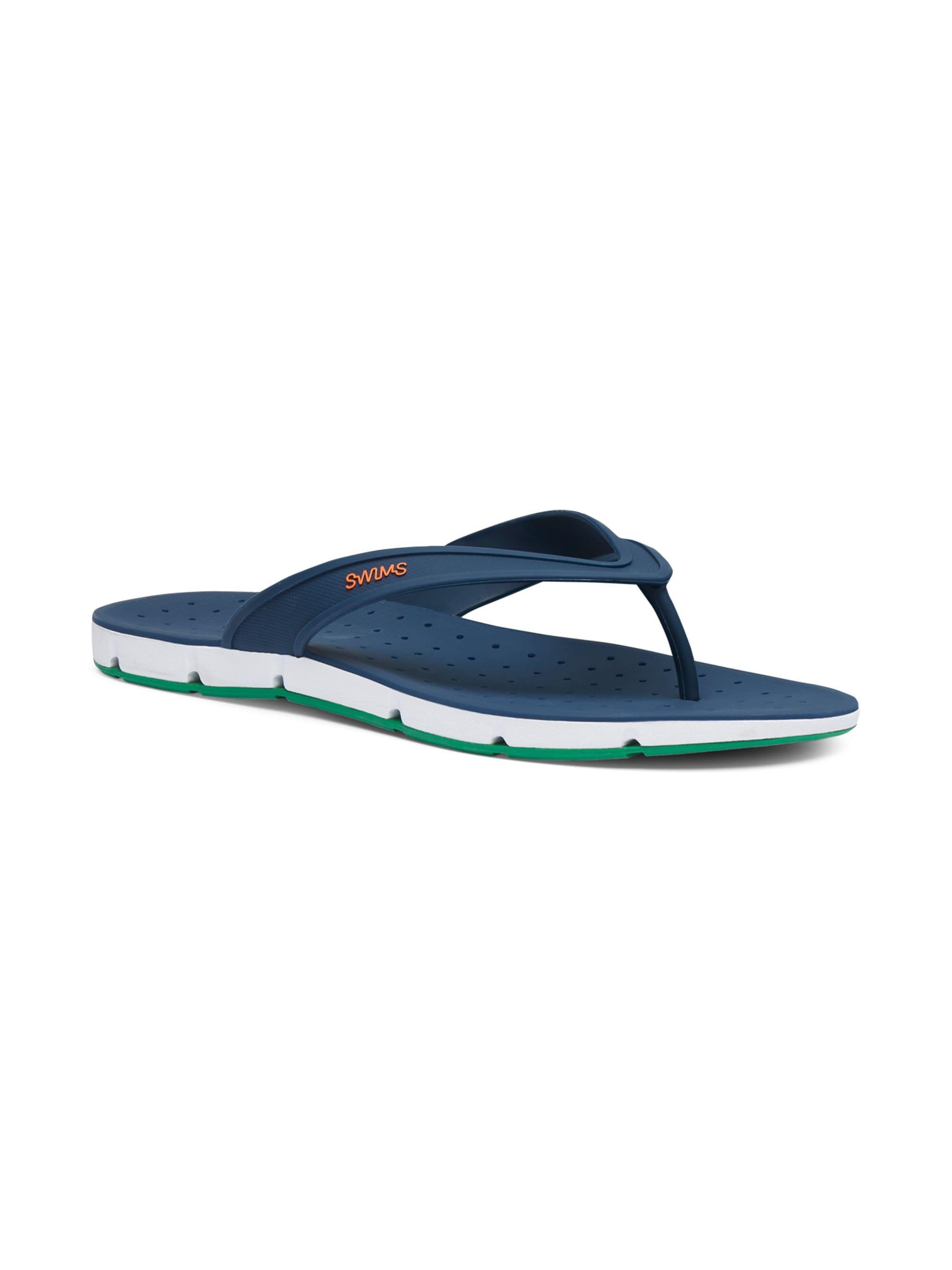 1a71269d985e Lyst - Swims Men s Breeze Flip Flops - Navy Jolly Green - Size 13 M ...