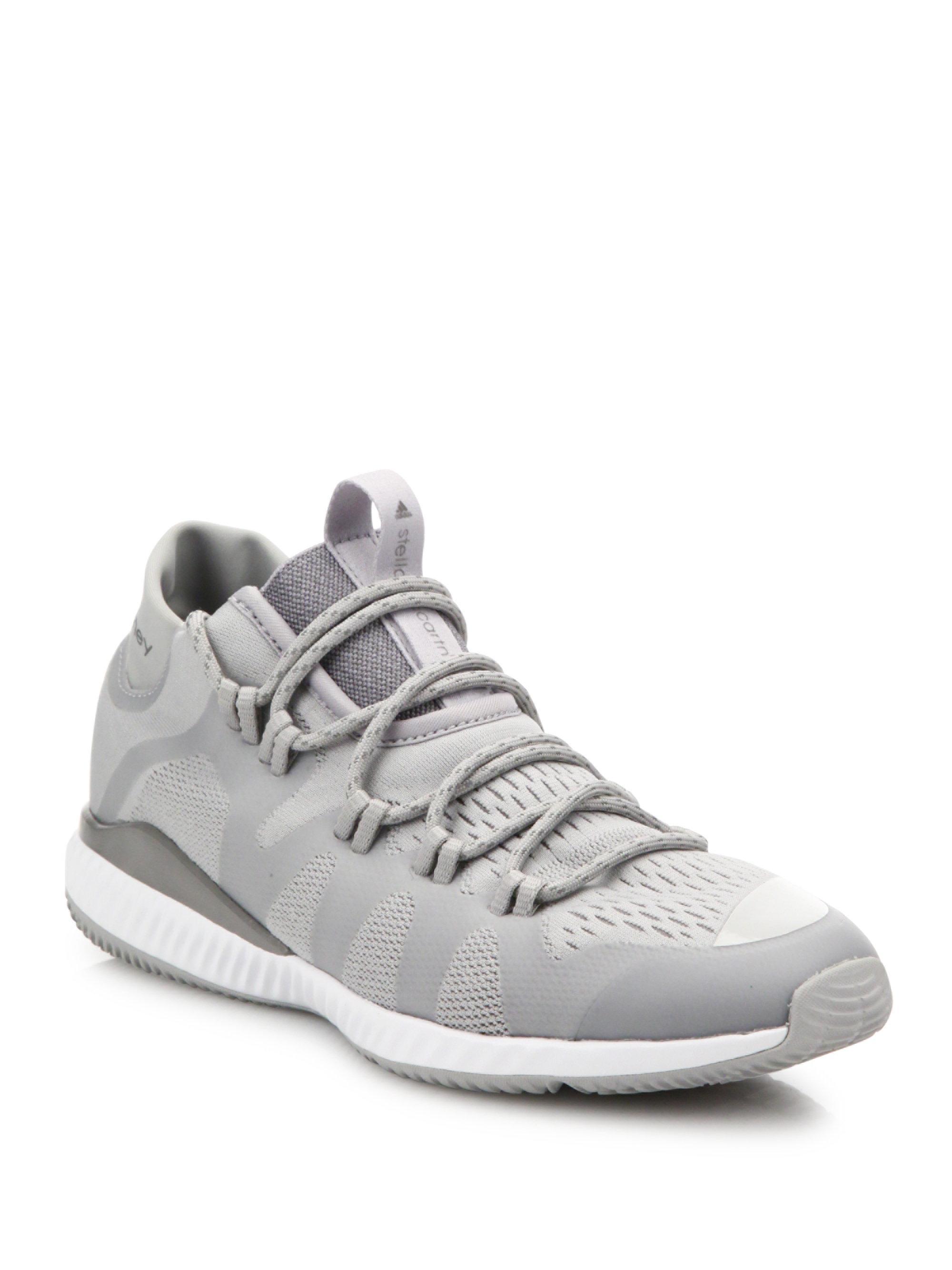 Adidas Par Stella Mccartney Crazytrain Rebond - Milieu Bas-tops Et Chaussures De Sport PJ5anx