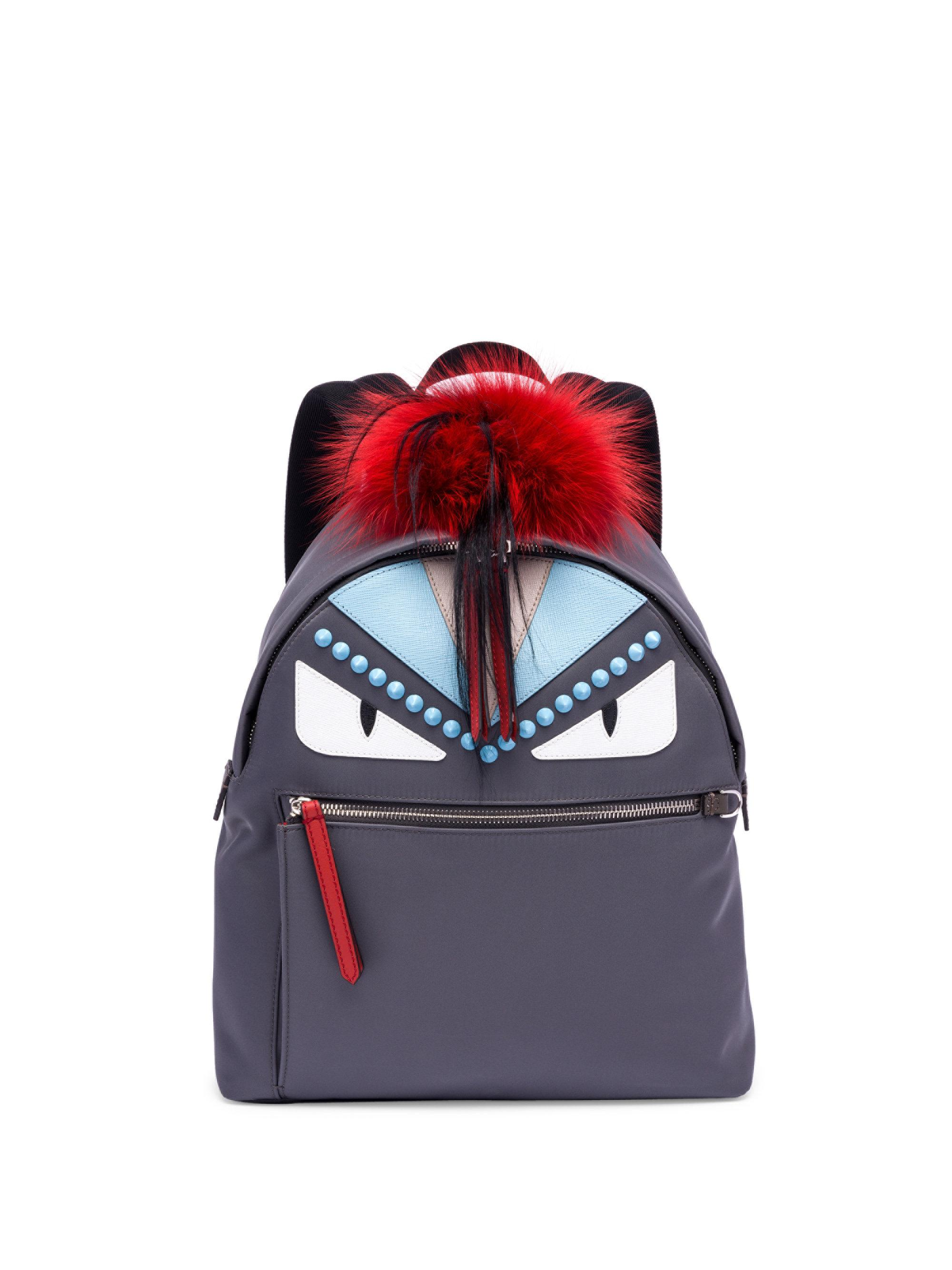 Gallery. Previously sold at  Saks Fifth Avenue · Women s Mini Backpack  Women s Fendi Monster ... e5881e1f8db