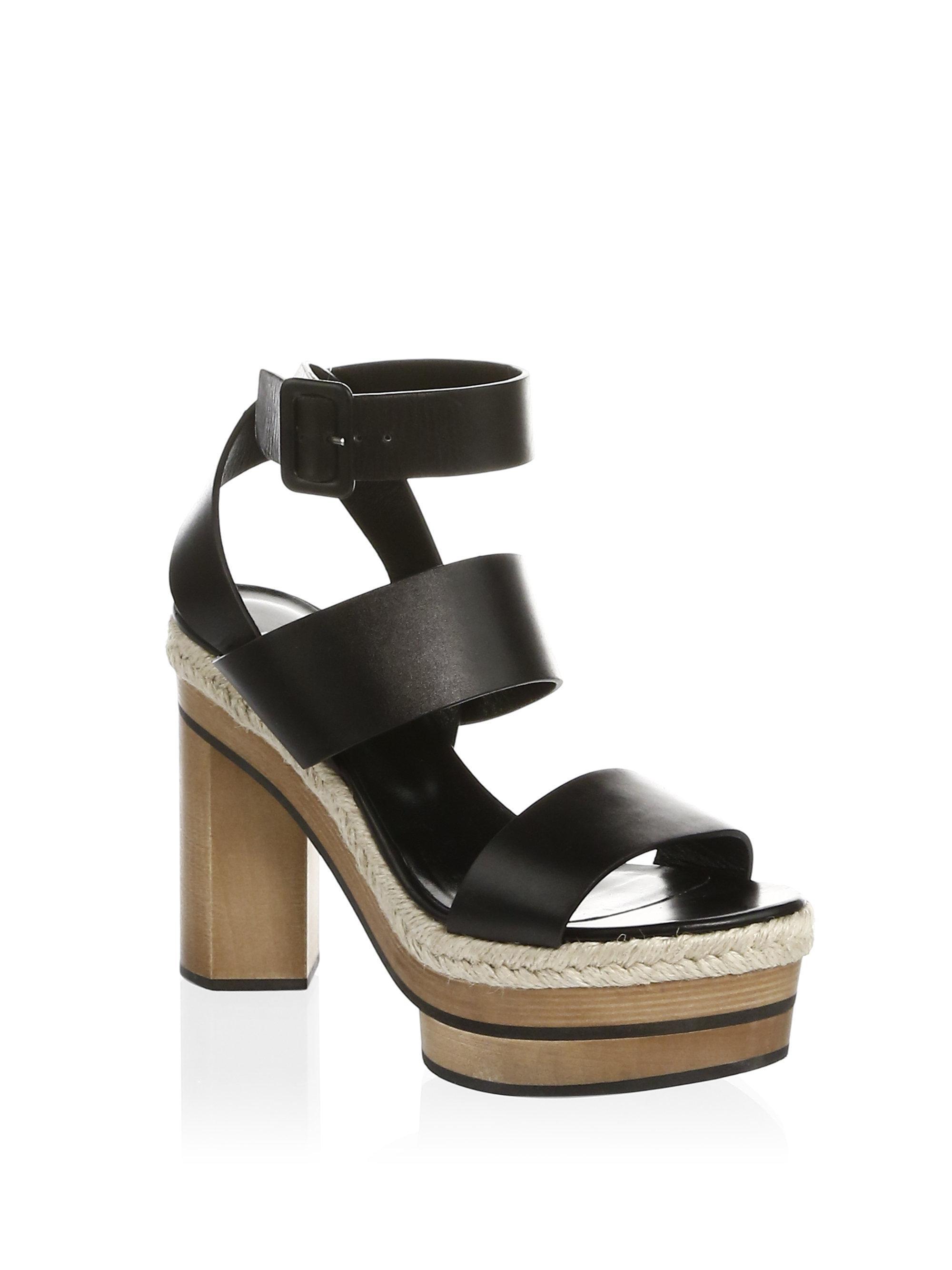 Deck sandals - Black Pierre Hardy CYZfvypY
