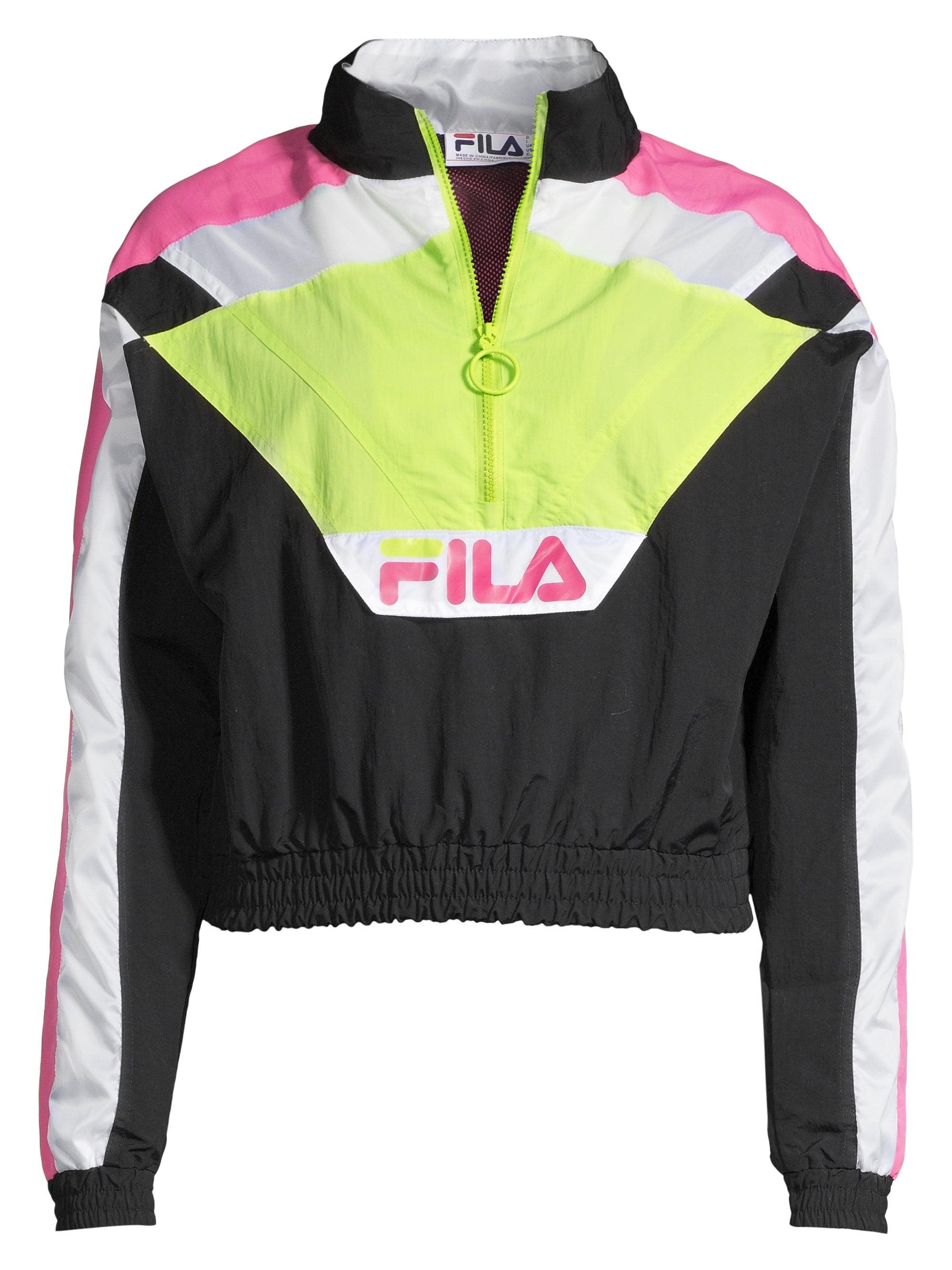 75c8160aef12 Fila - Multicolor Conchita Half-zip Wind Jacket - Lyst. View fullscreen