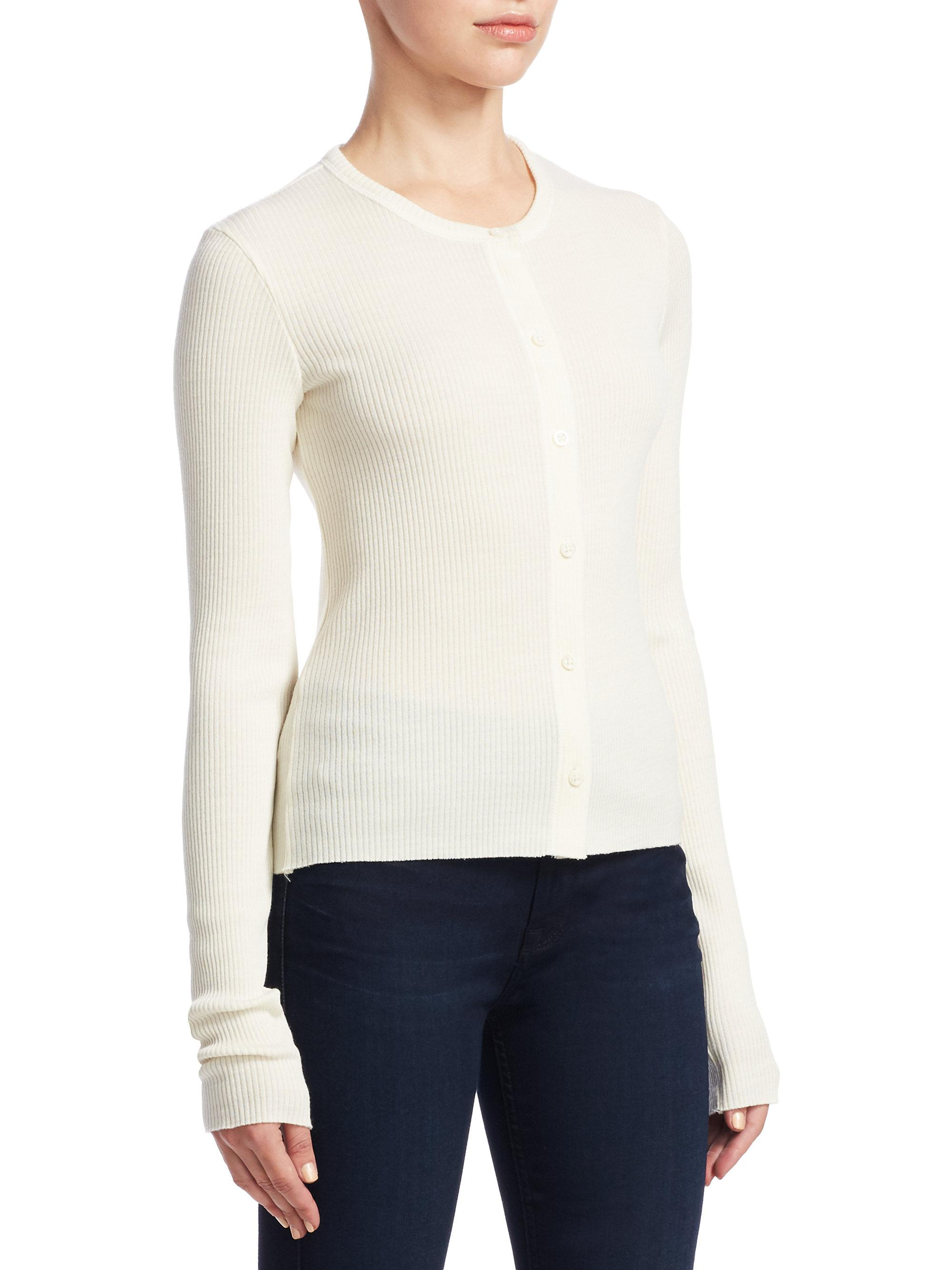 Cheap Sale Pictures Outlet For Sale Theory ribbed cardigan ez0xSZf