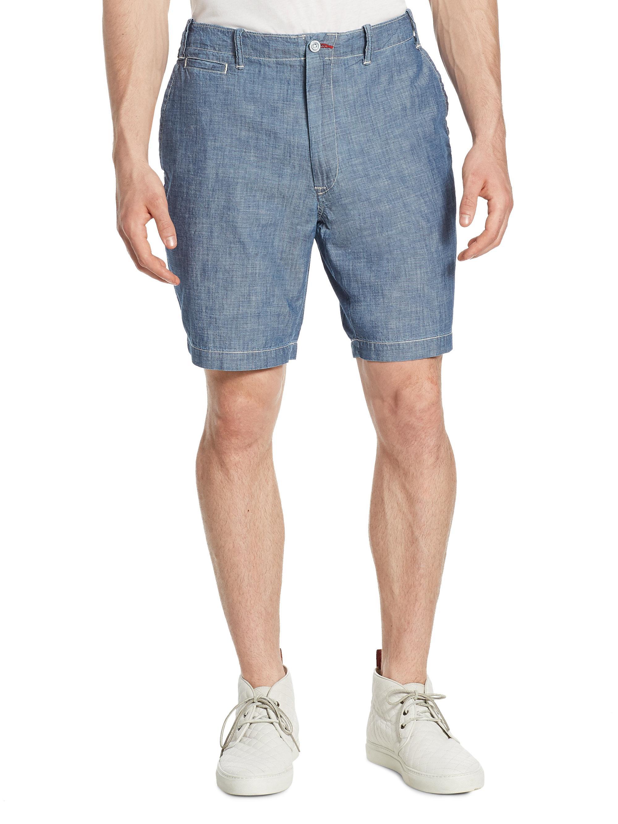 Polo Ralph Lauren PREPSTER - Short - chambray hOS7cux