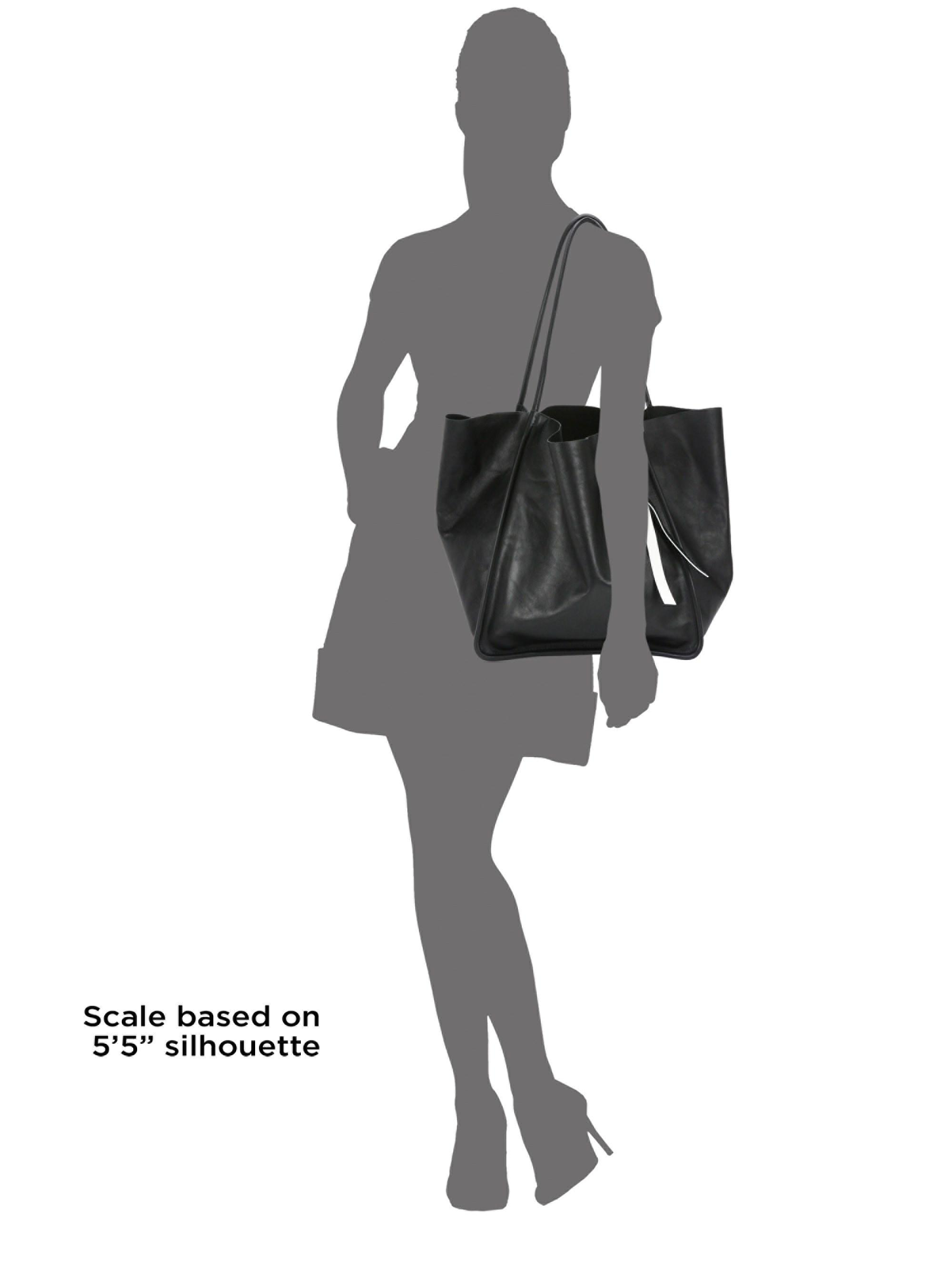 6622b74dad59 Lyst - Proenza Schouler Women s Extra Large Classic Leather Tote ...