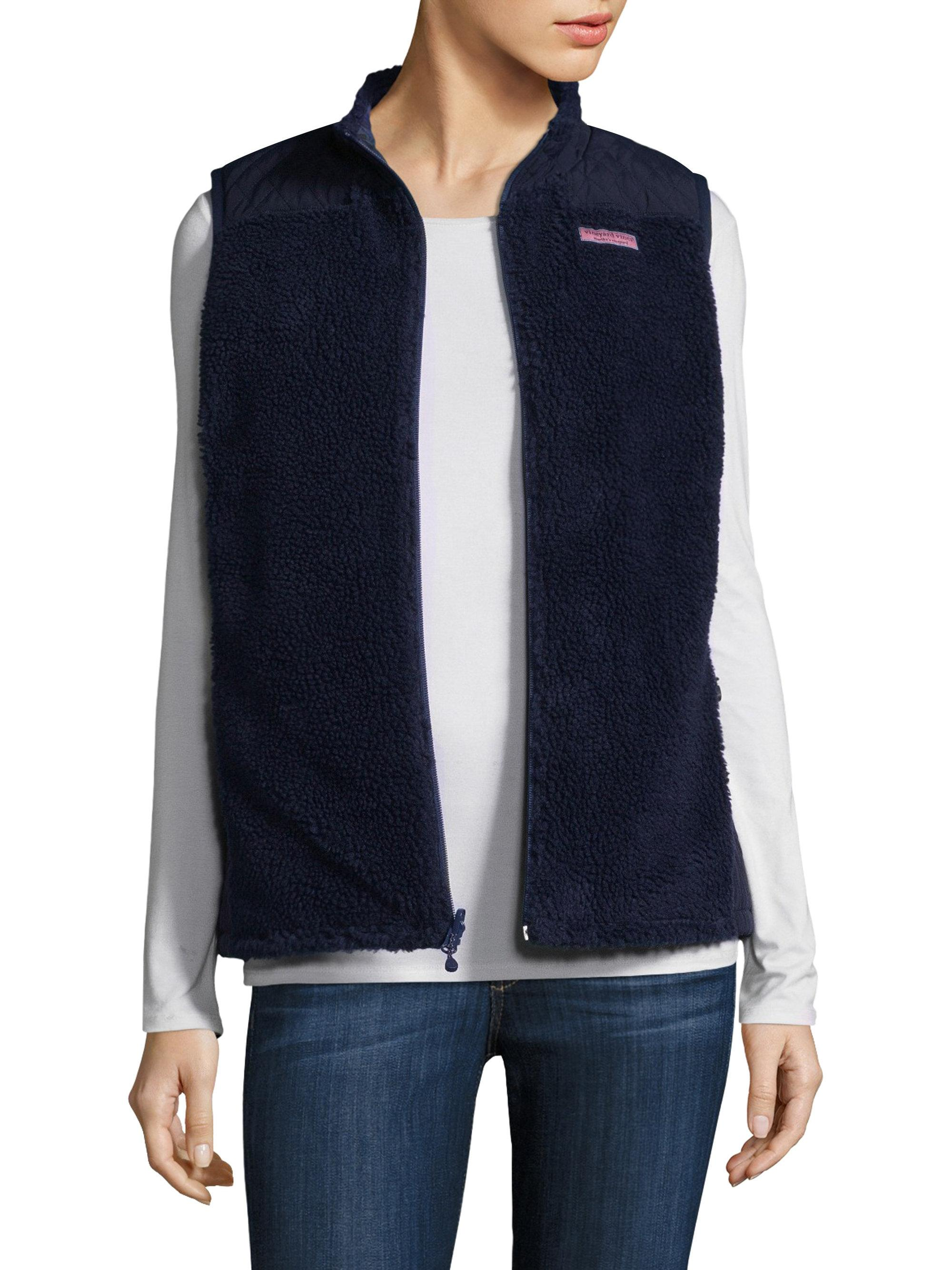 Vineyard Vines Synthetic Blackwatch Reversible Quilted