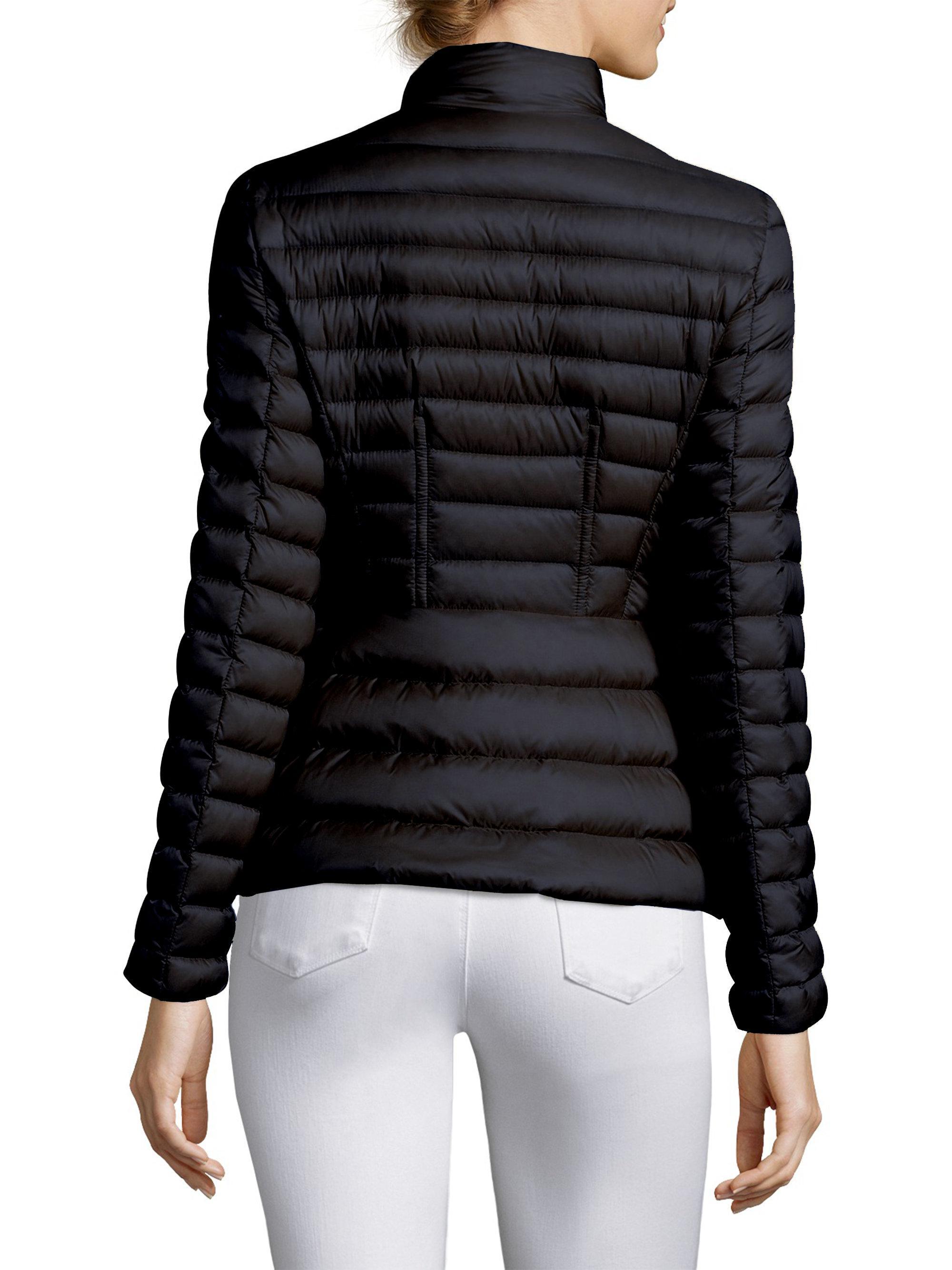 7e47209bf Moncler Blue Agate Zip-front Jacket