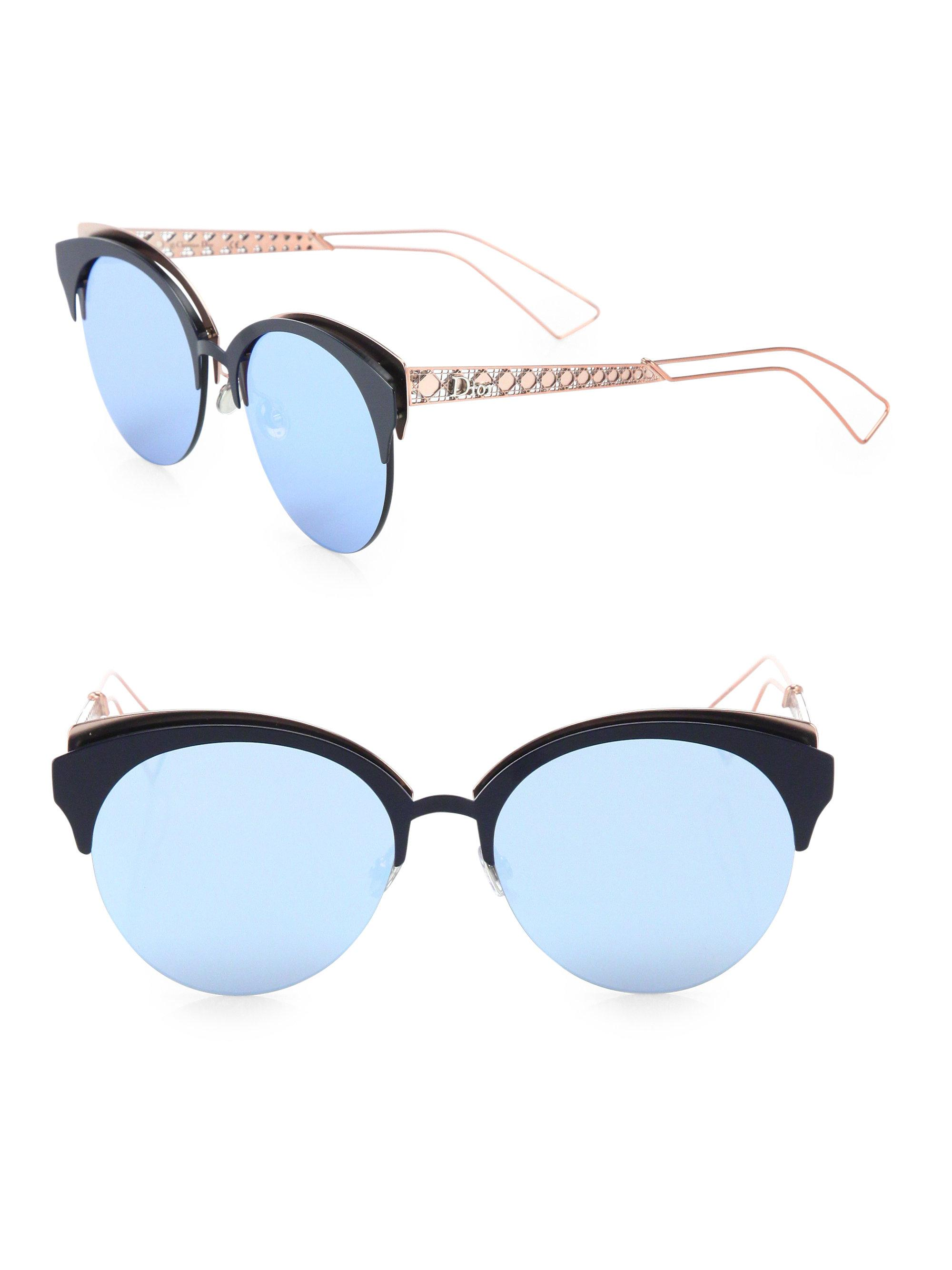 2747053466de0 Gallery. Previously sold at  Saks Fifth Avenue · Women s Round Sunglasses  Women s Clubmaster Sunglasses