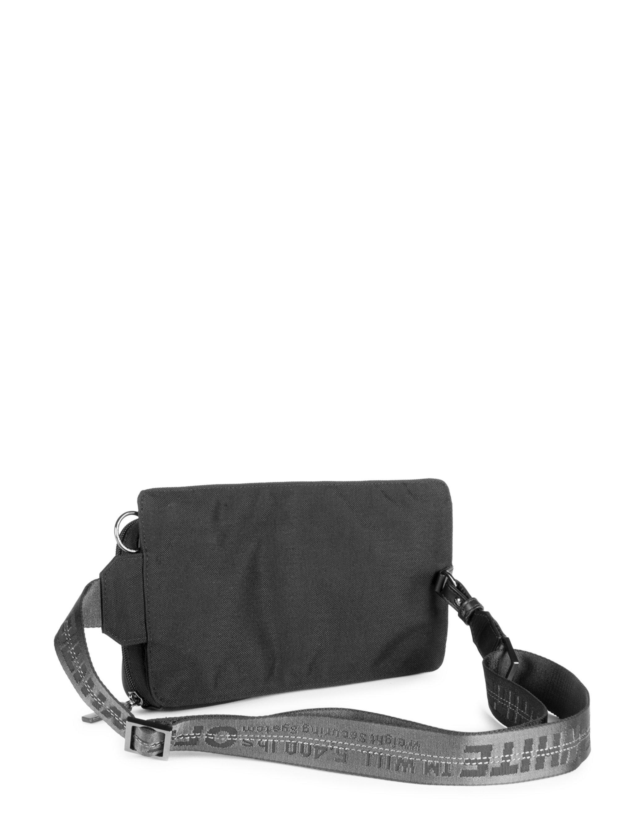 8eae16cb517 Lyst - Off-White c o Virgil Abloh Cordura Hip Belt Bag in Black for Men