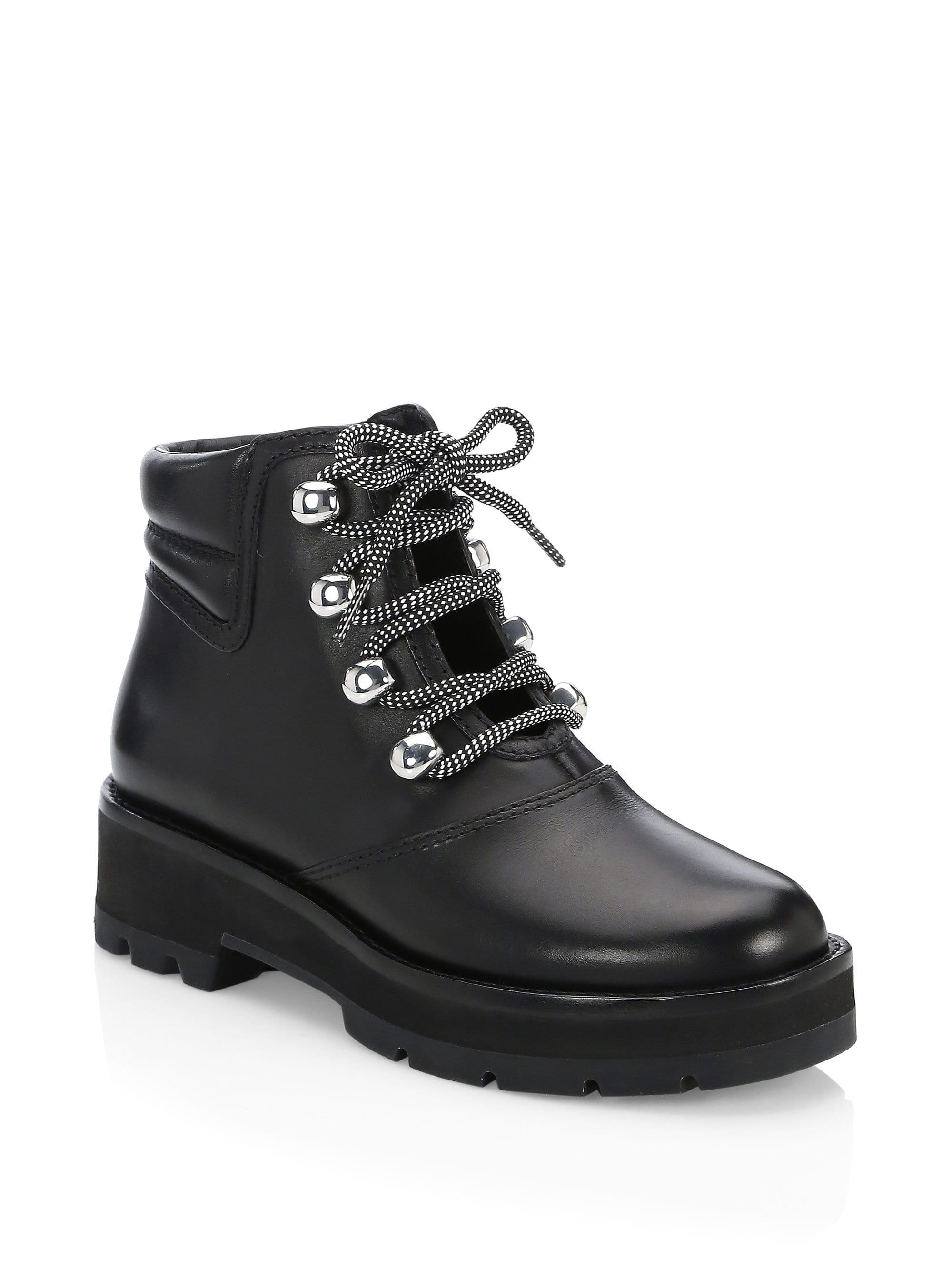 Black Dylan Hiking Boots 3.1 Phillip Lim fcswyc