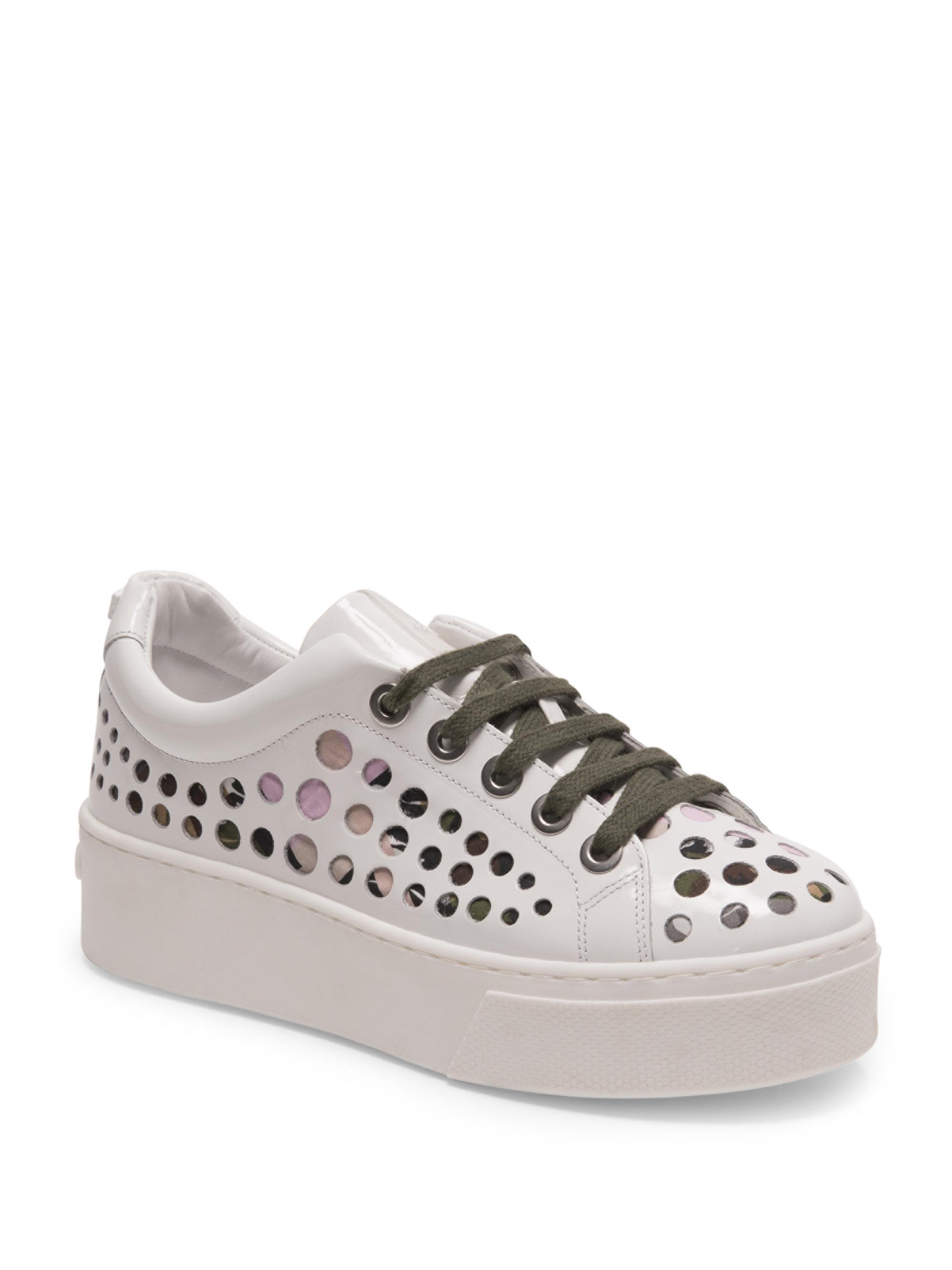 Kenzo Patent K-Lace Platform Sneakers 3T2Mb7H